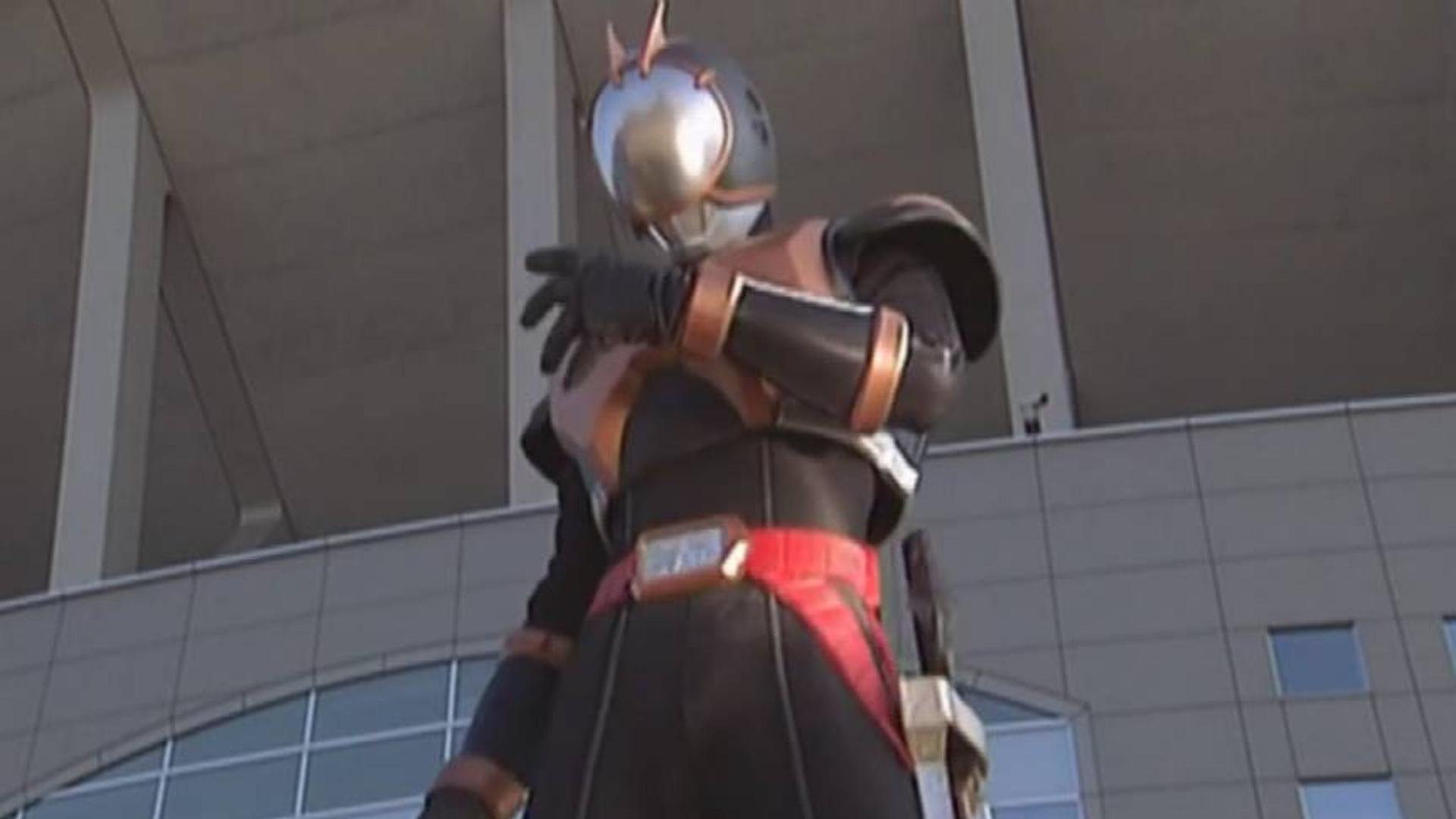 【假面骑士555】莱欧骑兵变身