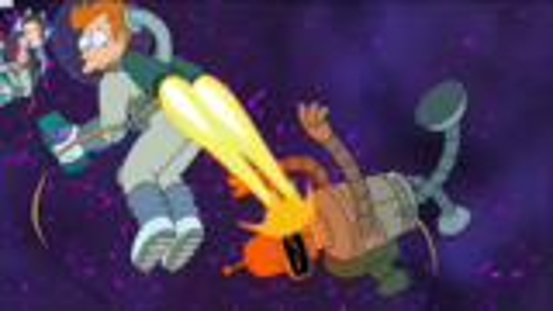 【毛豆】一个不注意,差点要了好友机器人的命!《飞出个未来》