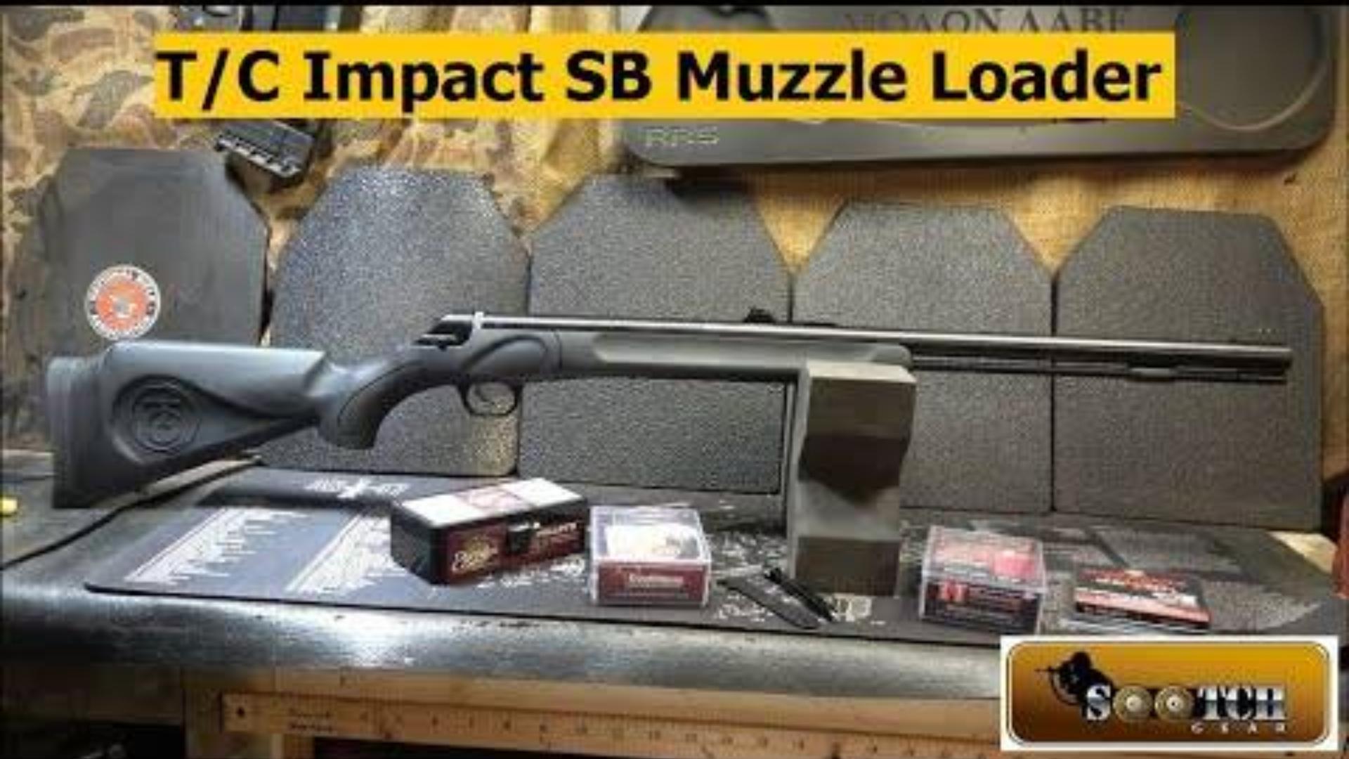 [sootch00]T/C Impact .50前膛枪