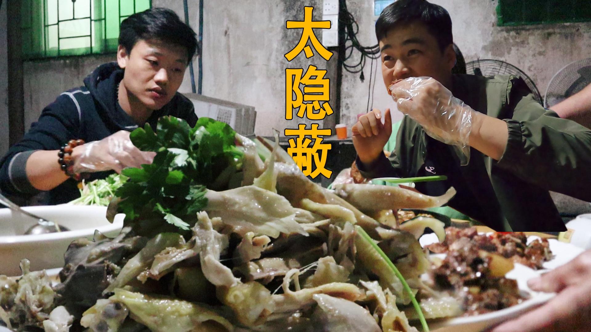 广东很任性的苍蝇馆子,25年没招牌和菜单,吃饭没诚意老板不接待