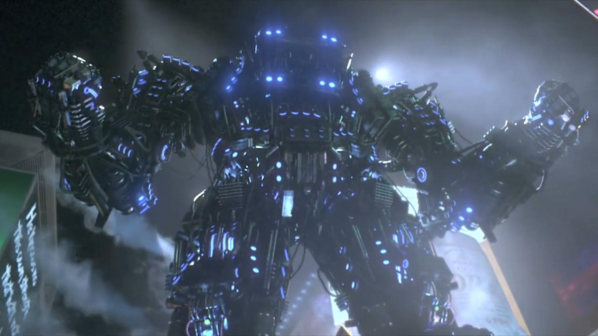 盘点几部好看震撼的机械科幻电影