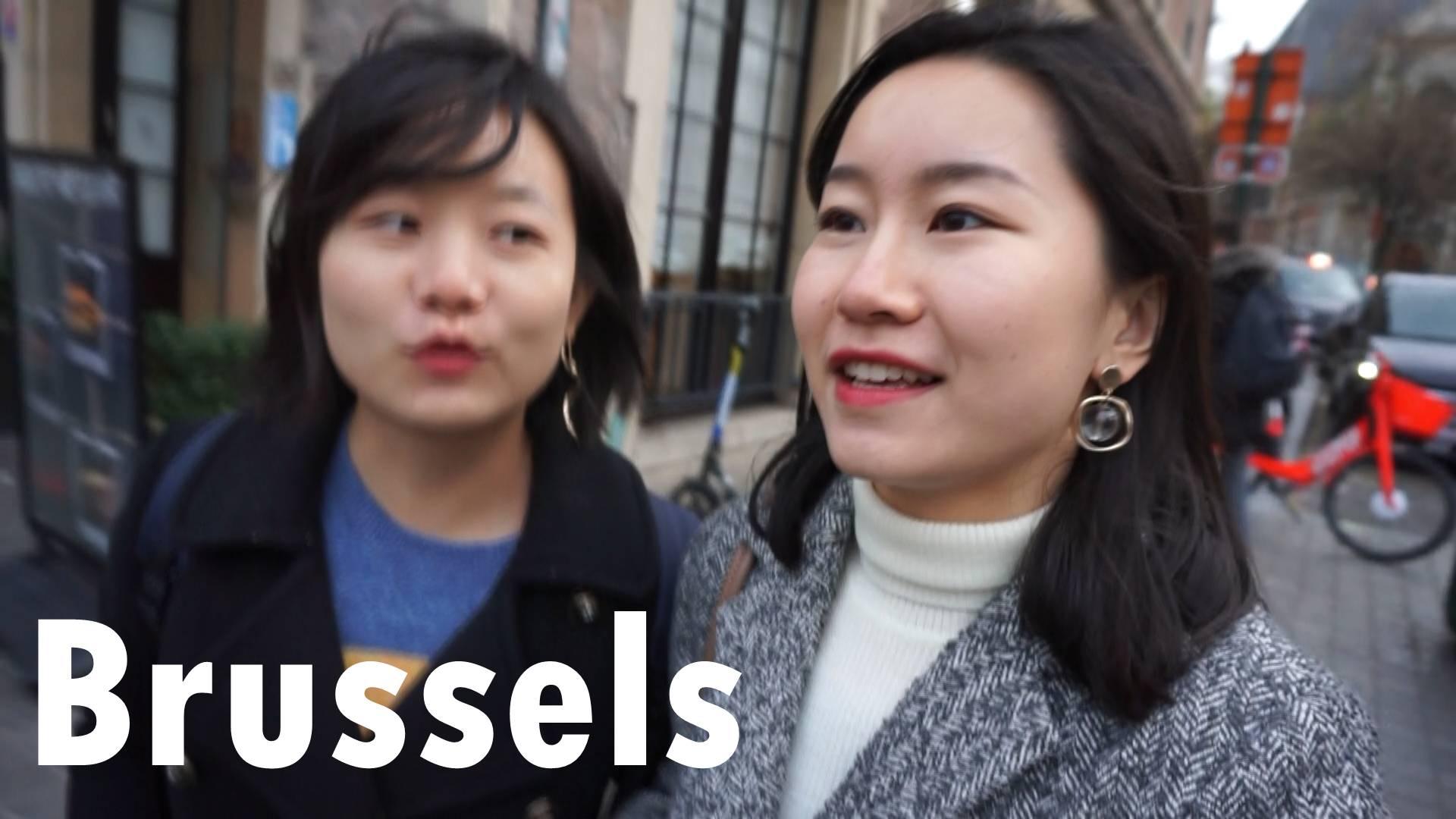 【Vlog 32】吃喝为主的比利时布鲁塞尔一日游