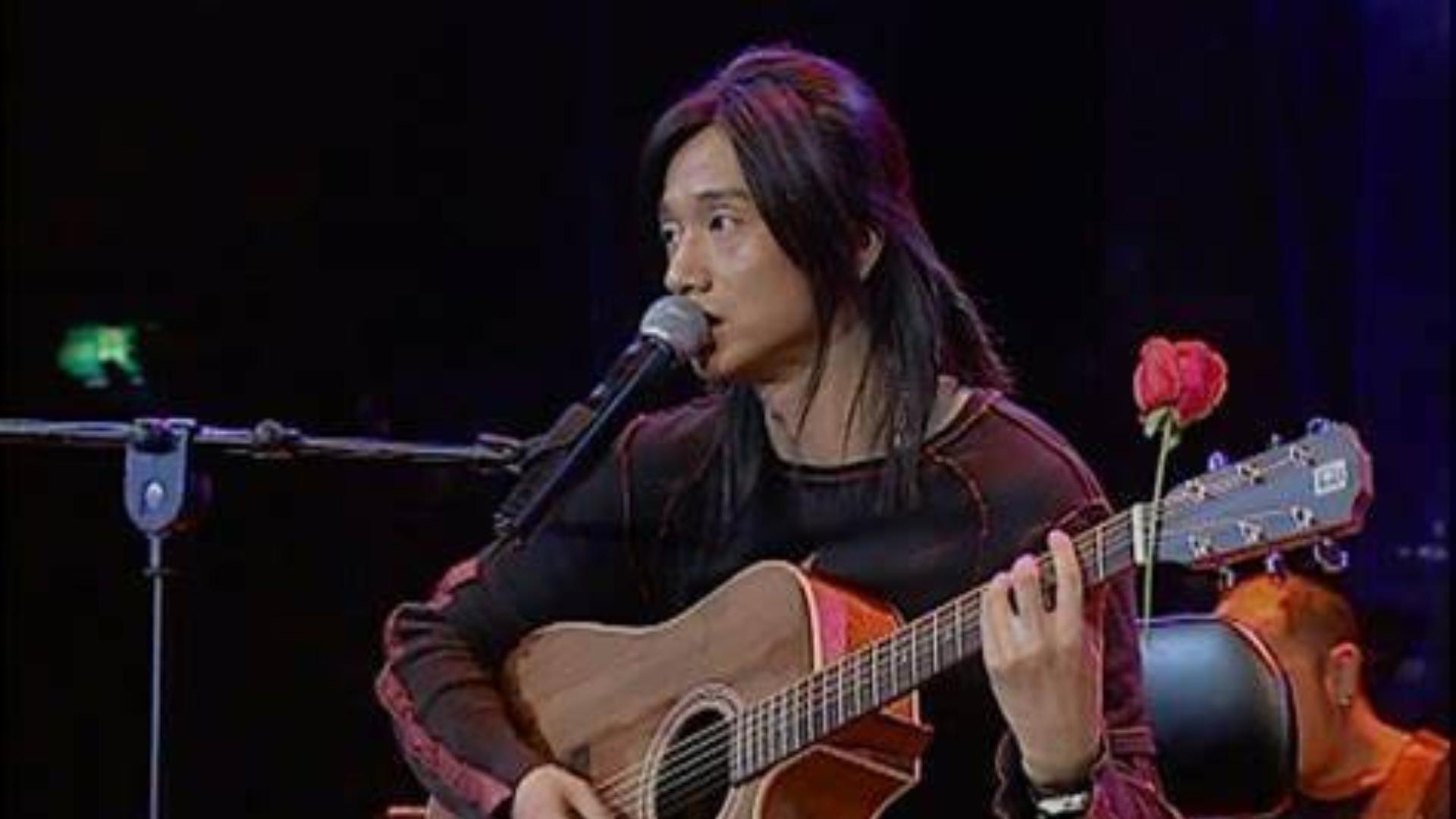 高旗&超载乐队 --《如果我现在死去》(生命之诗Unplugged现场)