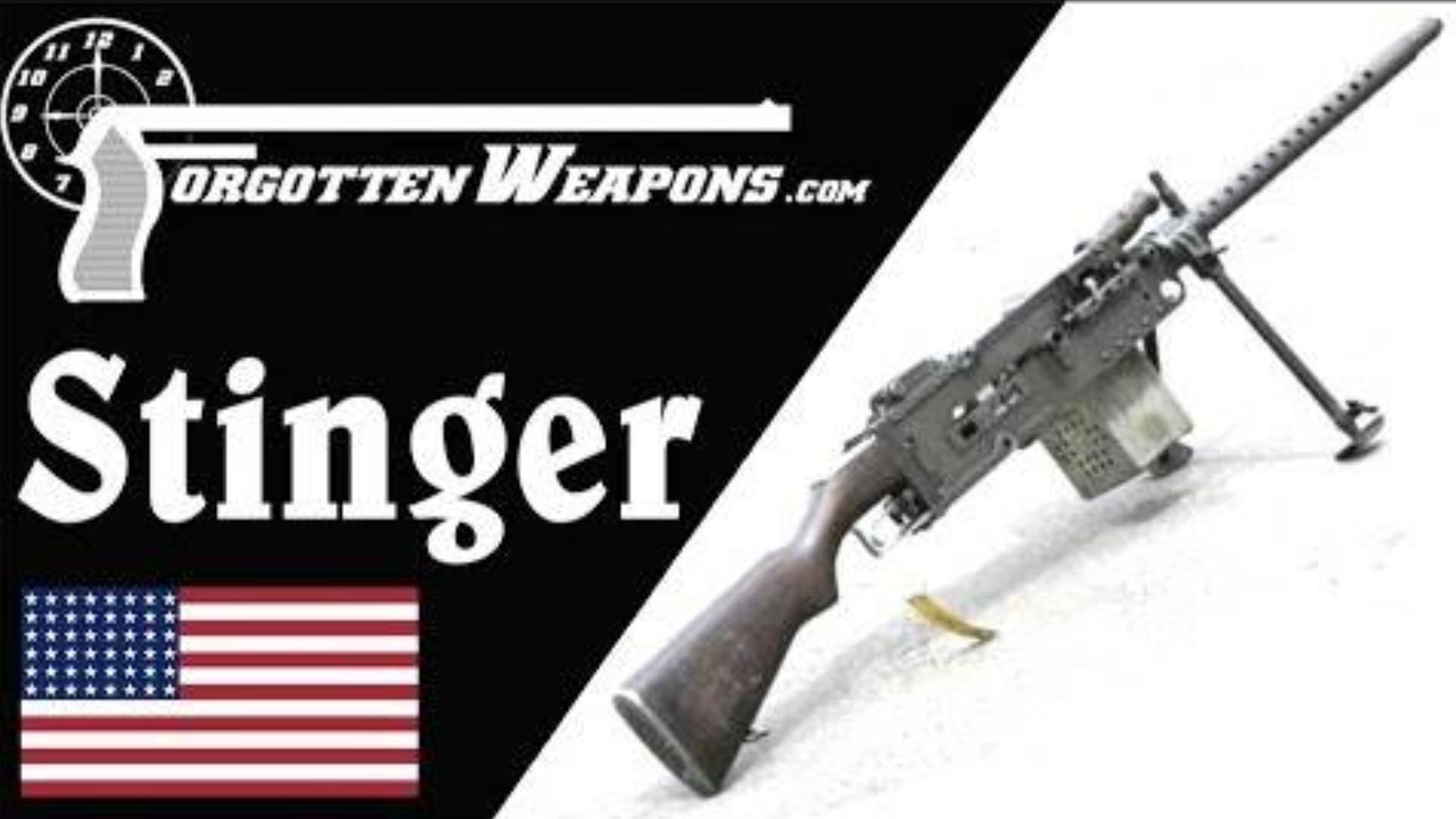 【被遗忘的武器/双语】USMC的毒针机枪--硫磺岛上的一枚荣誉勋章