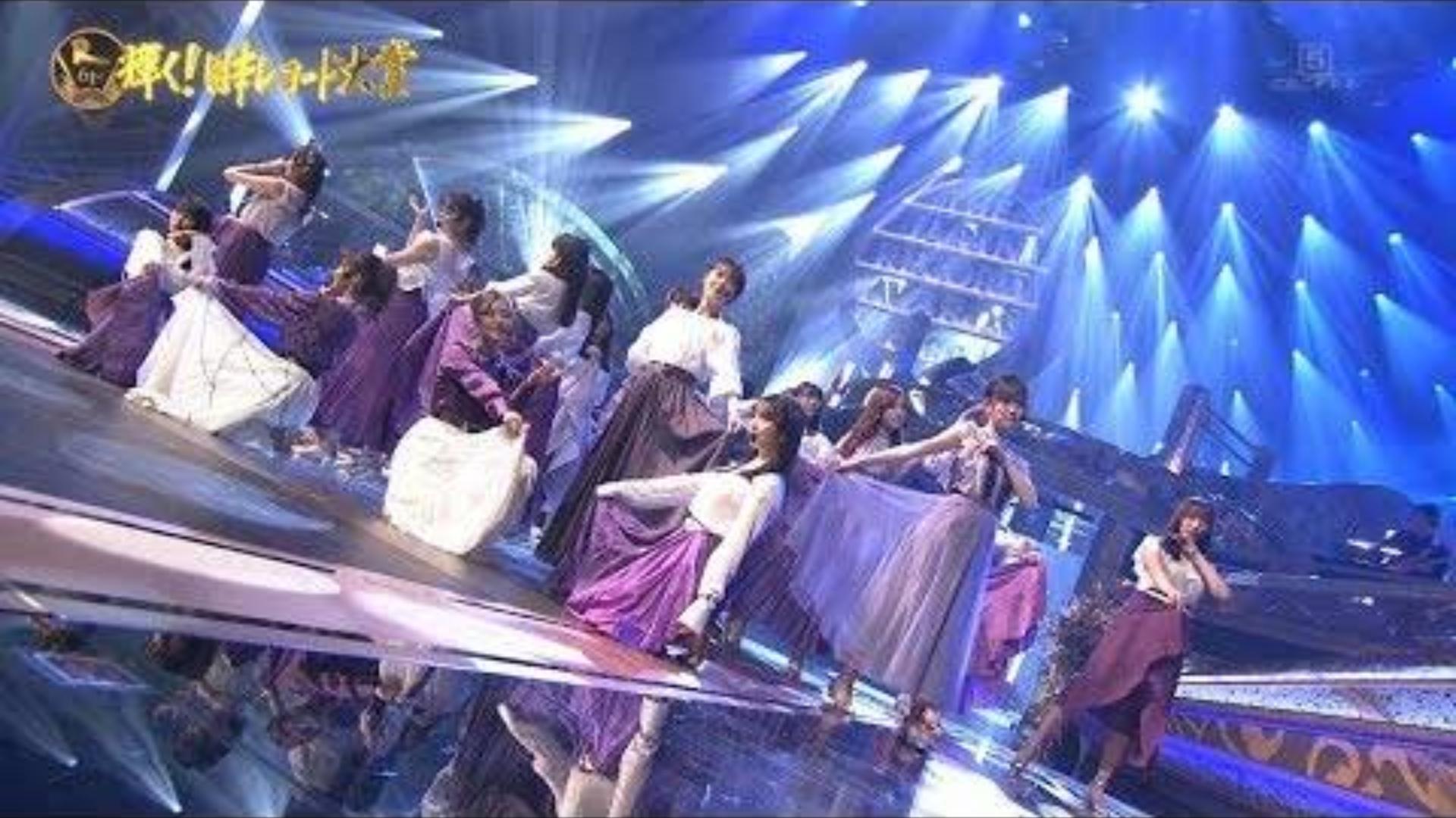 乃木坂46「Sing Out!」優秀作品賞 第61回 輝く!日本レコード大賞 19-12-30