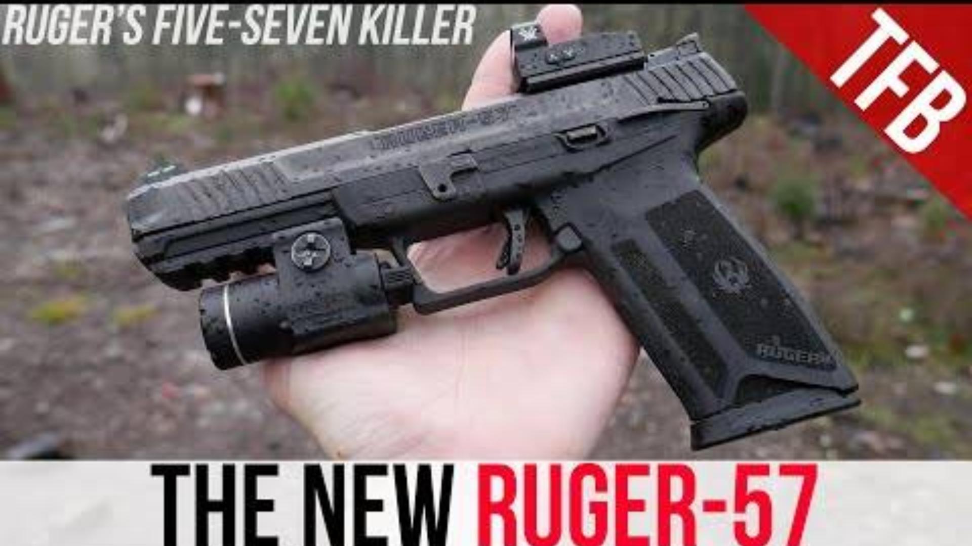[TFB]儒格-57手枪