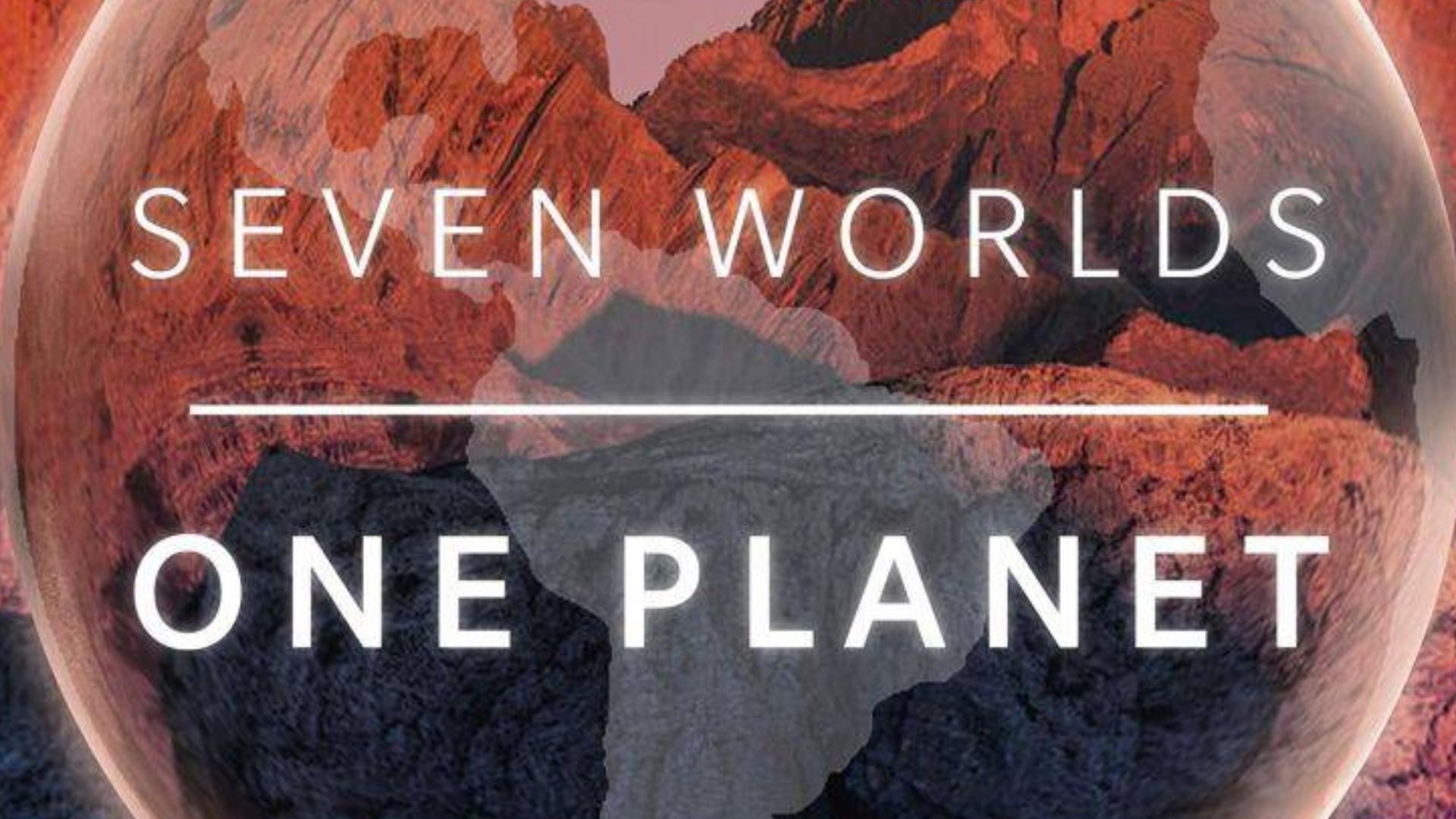 [七个世界,一个星球][南美洲][S01E02][1080P][中字]