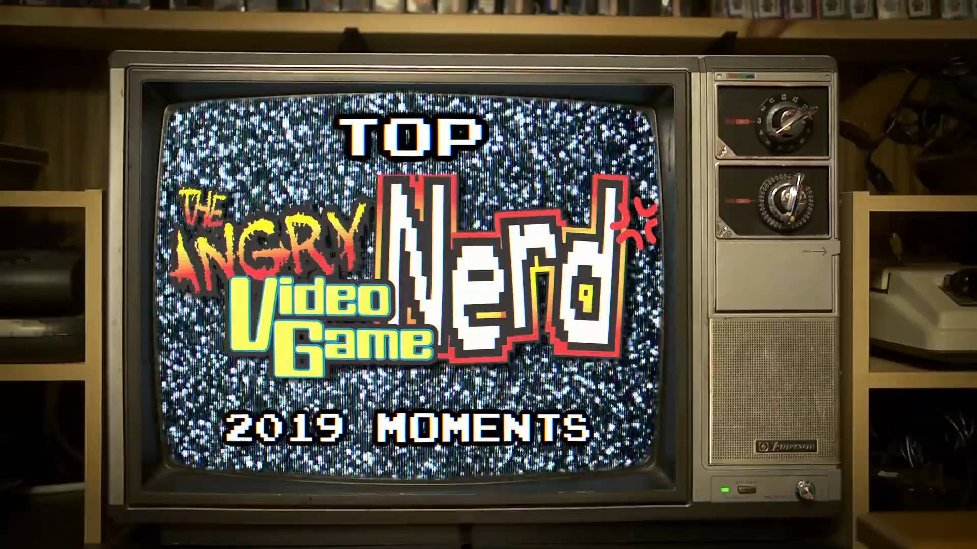 Top 2019 AVGN Moments