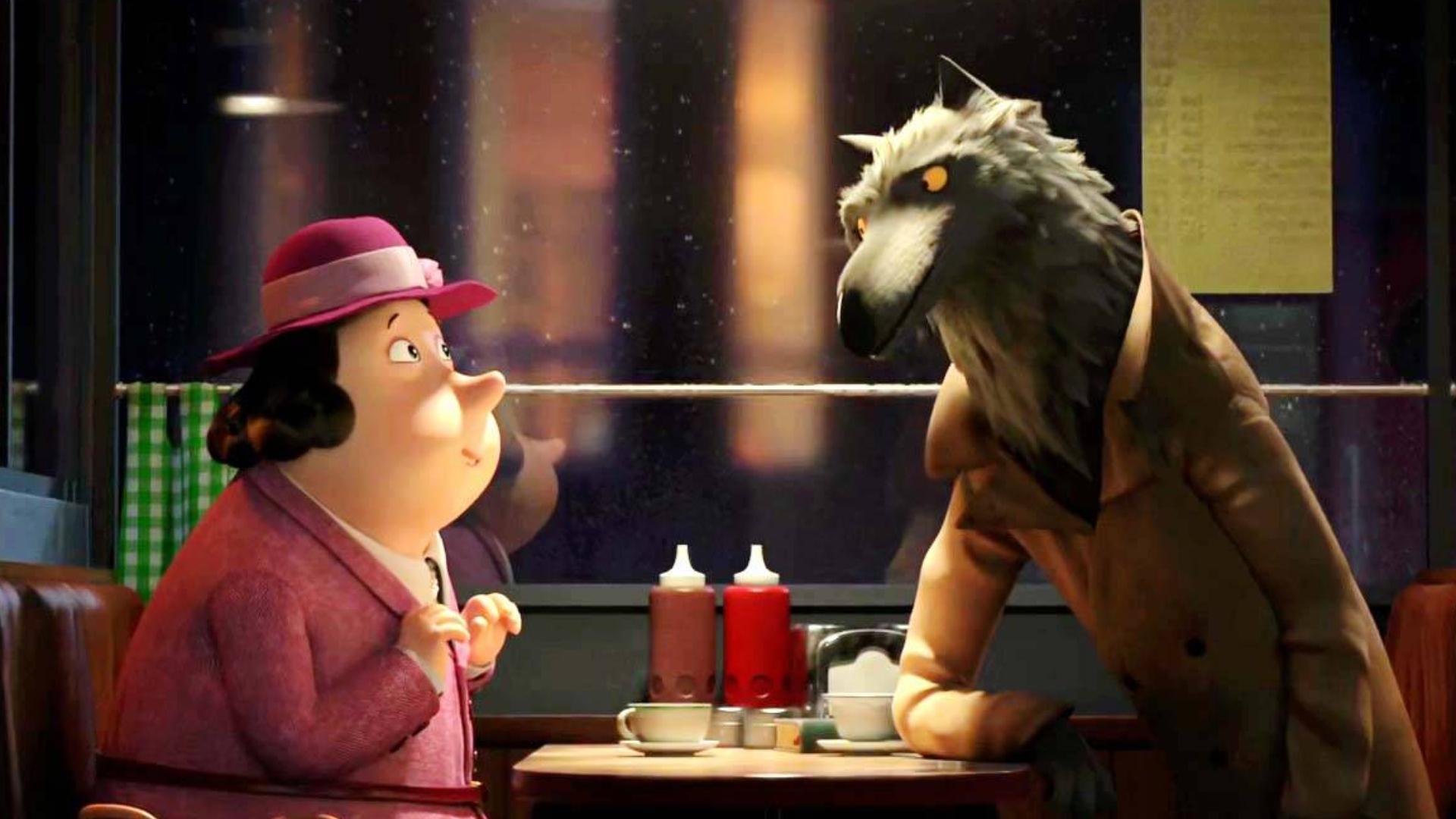 反叛的童谣【奥斯卡最佳动画短片提名】Revolting Rhymes 中英双语 (2016)