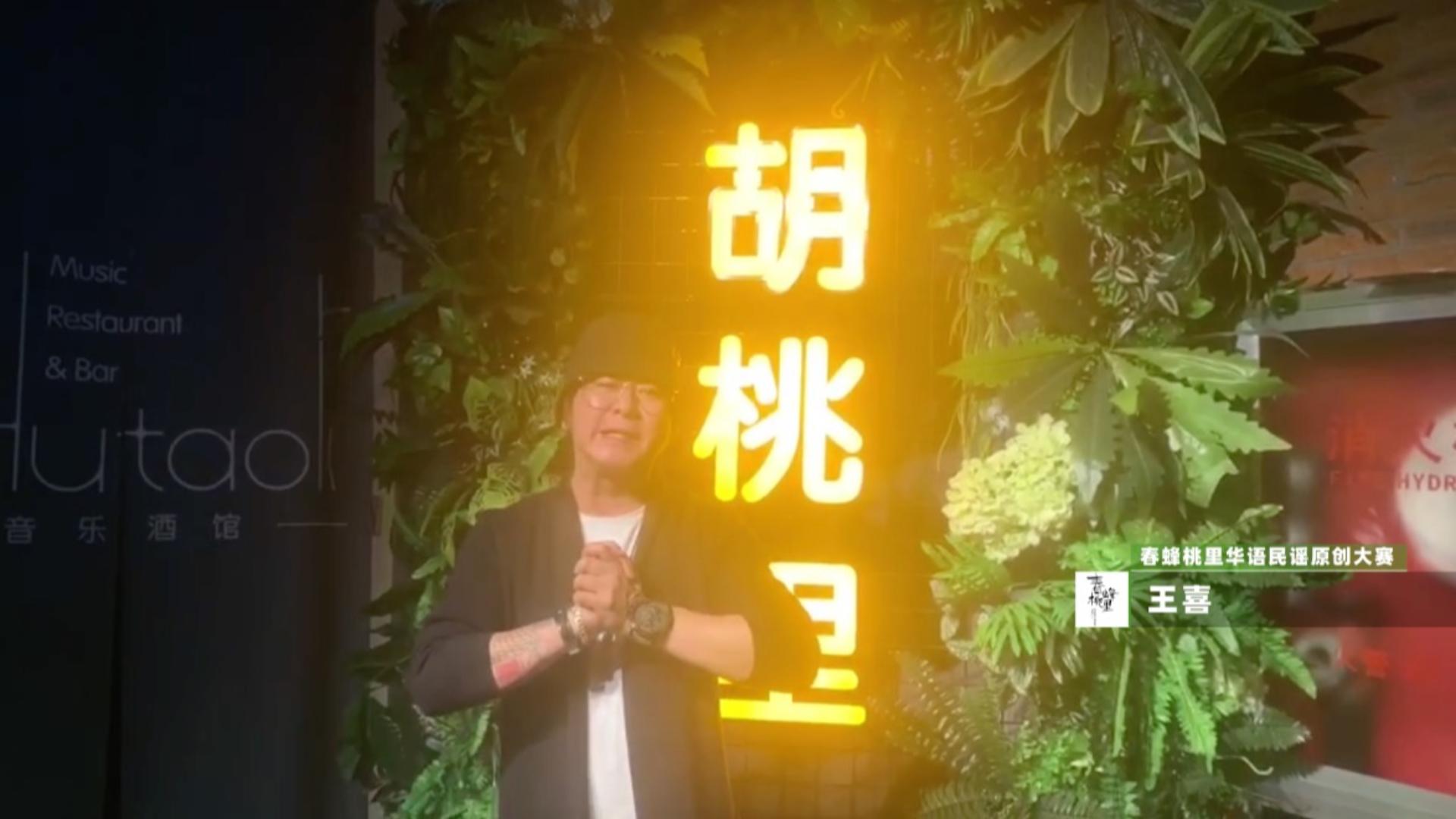春蜂桃里华语民谣原创大赛入围唱作人王喜《一念之间》