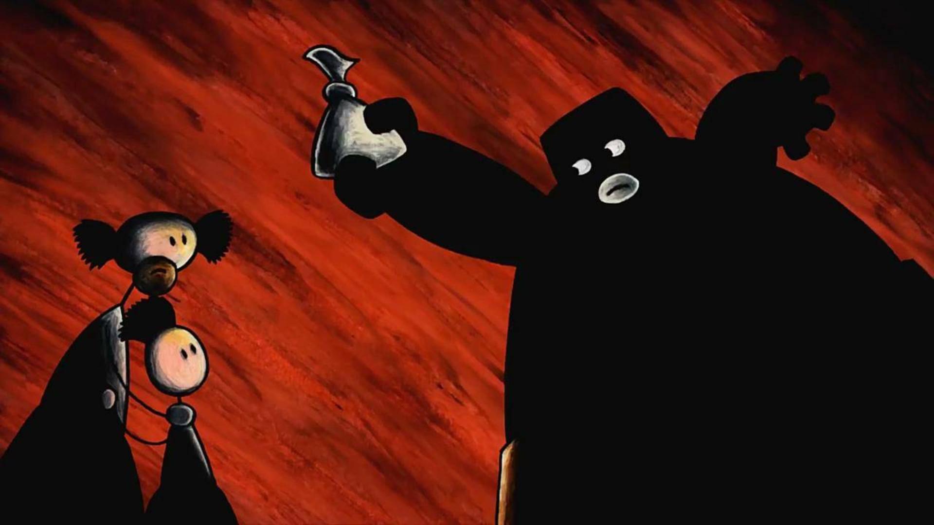这部奥斯卡动画短片展示了人性现实的一面