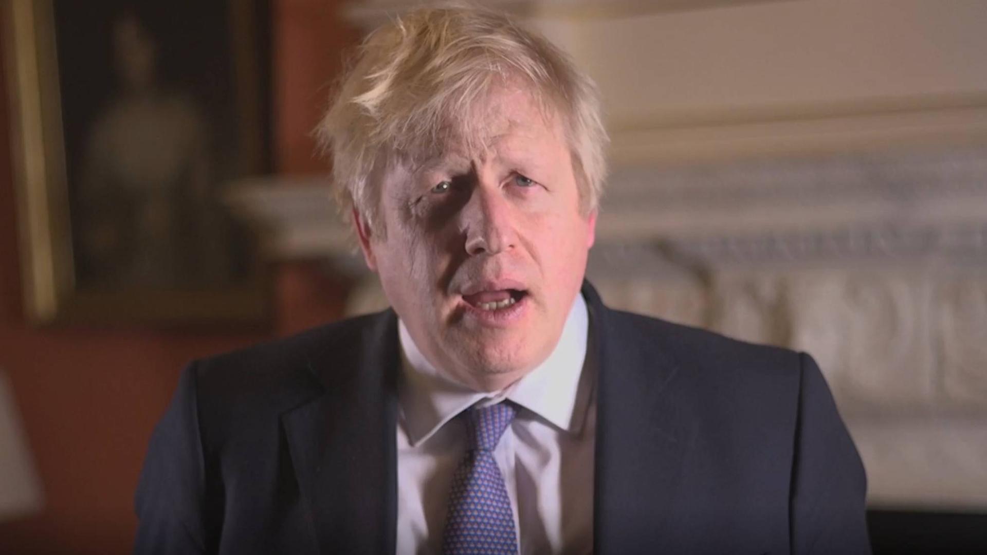 【凯申搬运】英国首相鲍里斯·约翰逊2020年新年贺词——英文字幕版