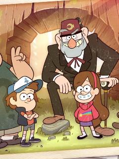 《怪诞小镇》第一季