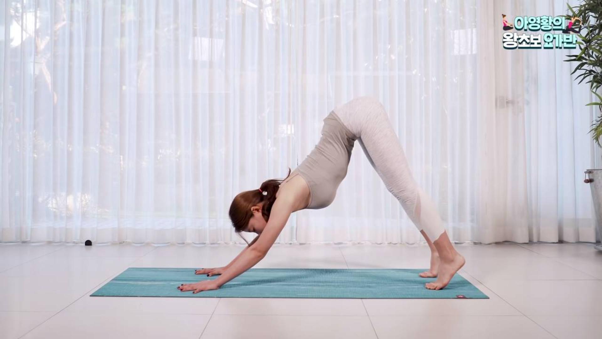 明明是放松全身的瑜伽练习,为什么反倒感觉越来越紧张了?