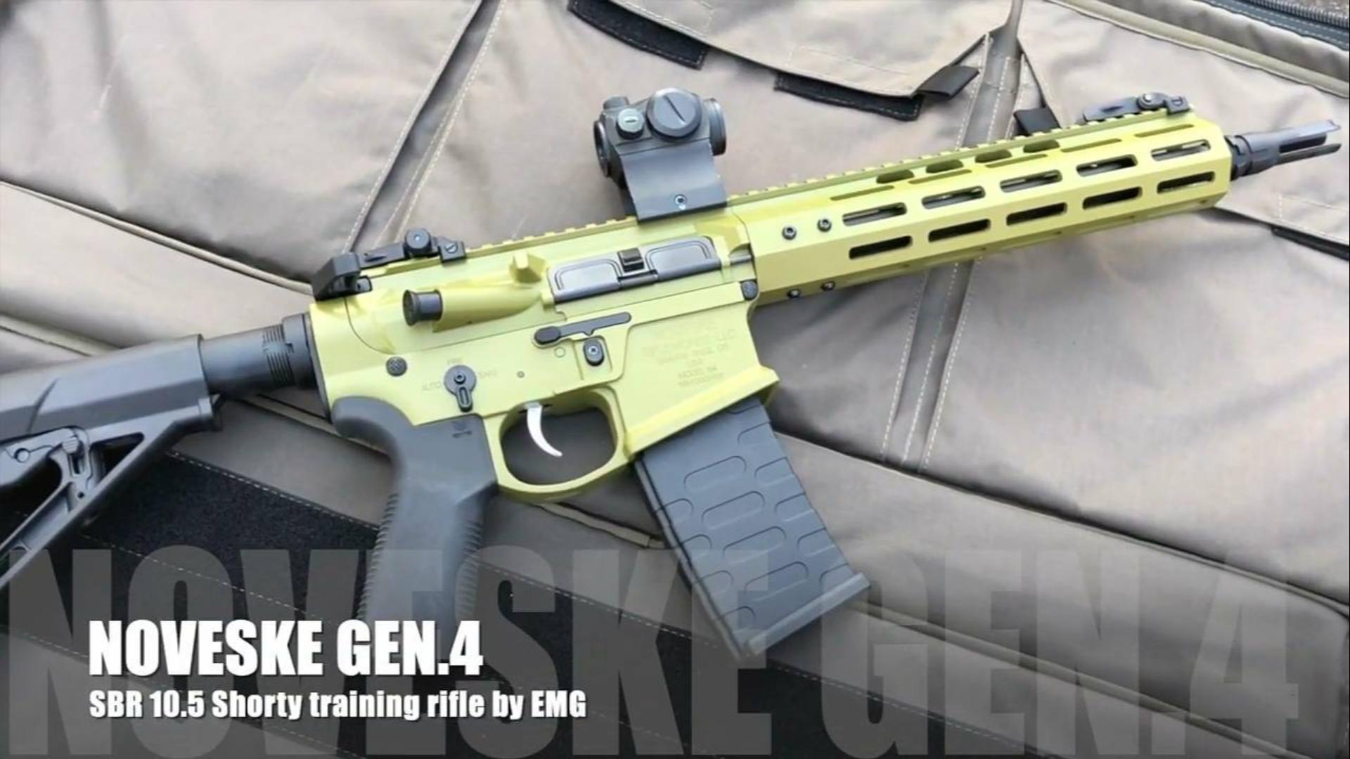 EMG Noveske SBR 10.5 shorty rifle