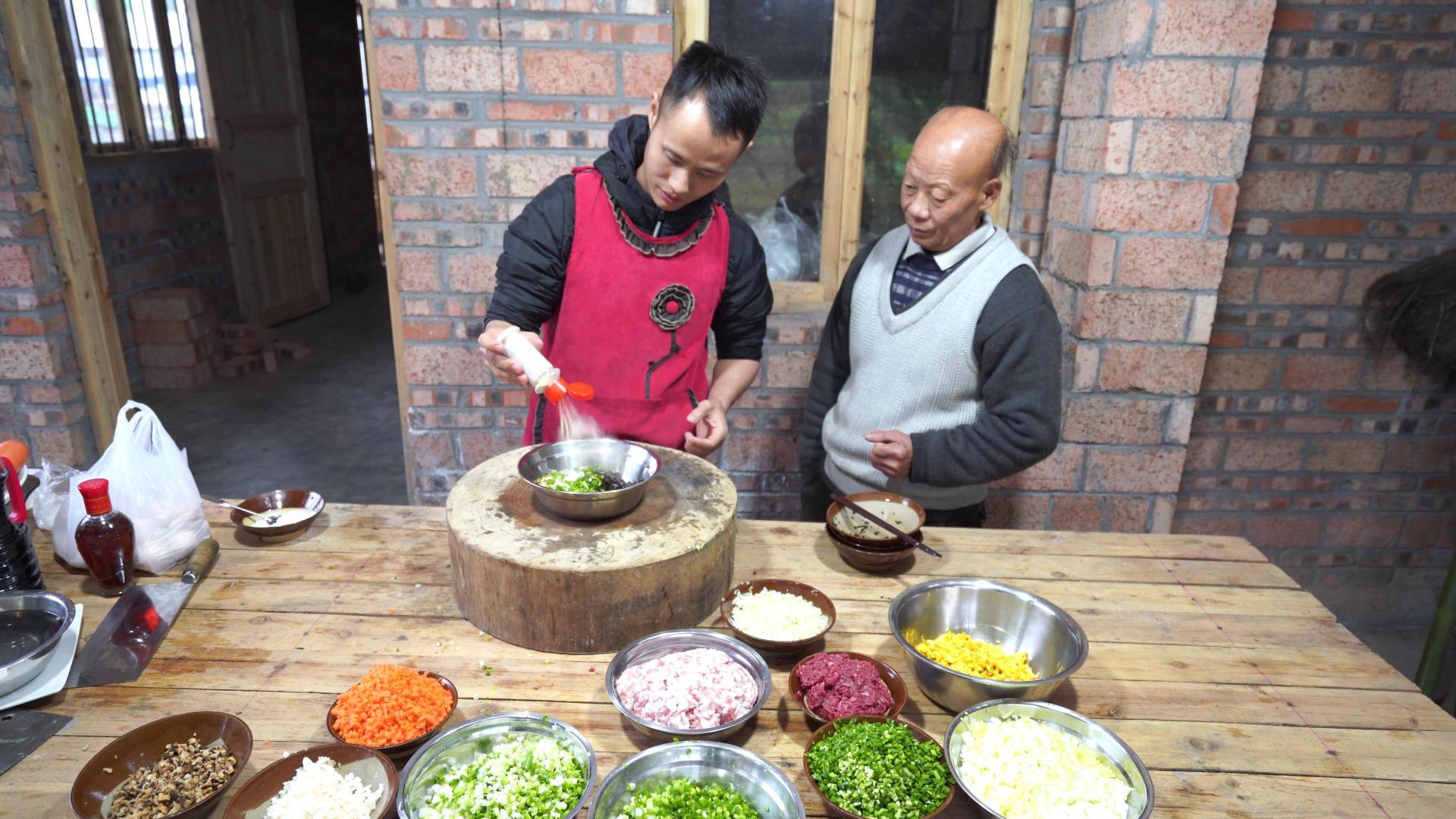 """厨师长教你:6种""""饺子馅""""的家常做法,过年派上大用场,收藏了"""