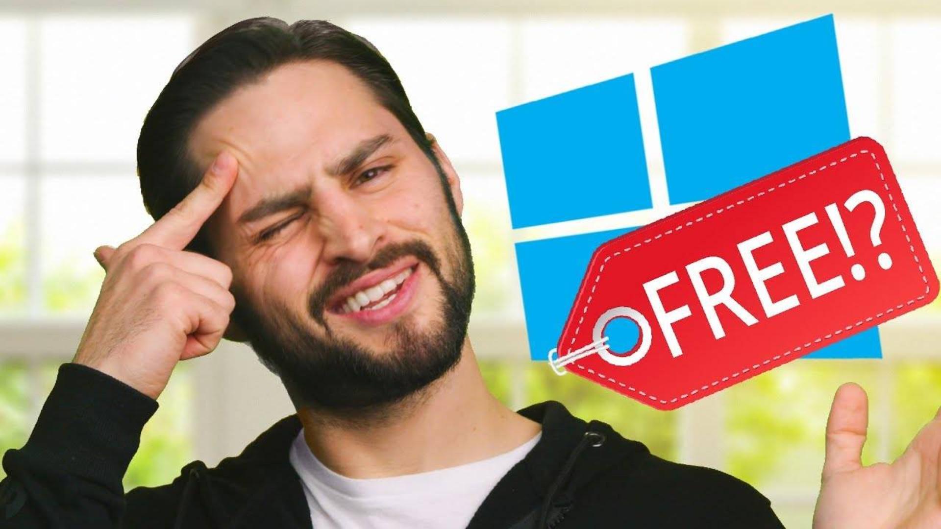 【官方双语】为什么Win10能免费用? #电子速谈