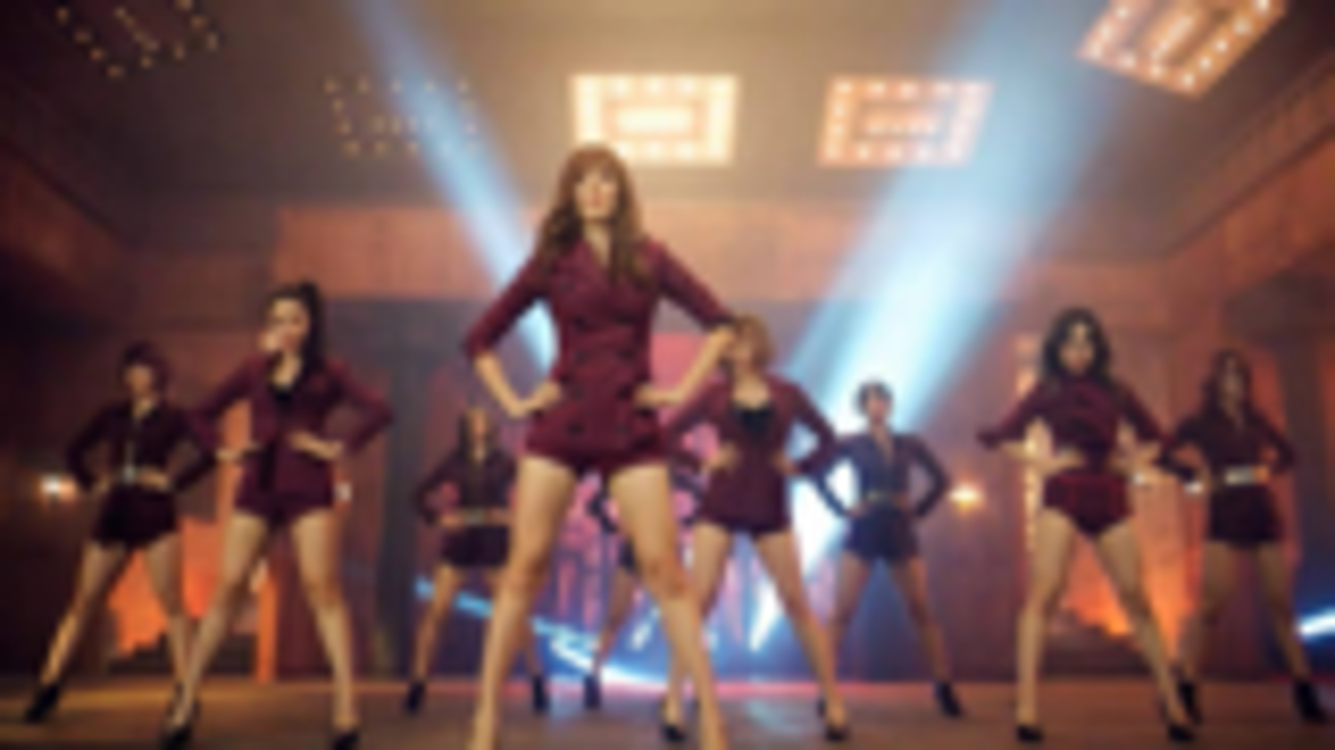 韩团mv Top10 No.3 Secret--POISON
