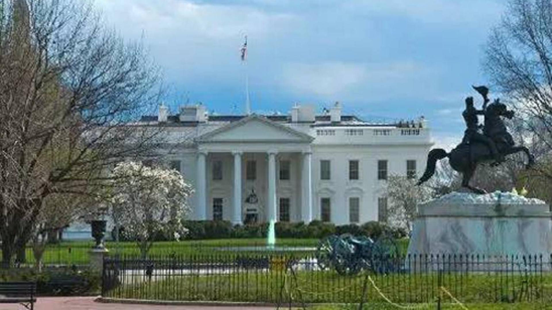 """白宫""""闹鬼""""事件,莫名听到奇怪声音,让人心惊胆战"""