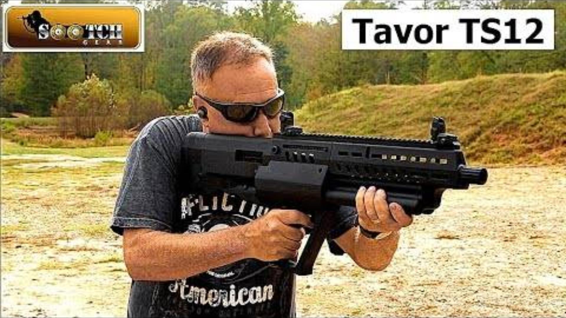[sootch00]IWI塔沃尔TS12霰弹枪