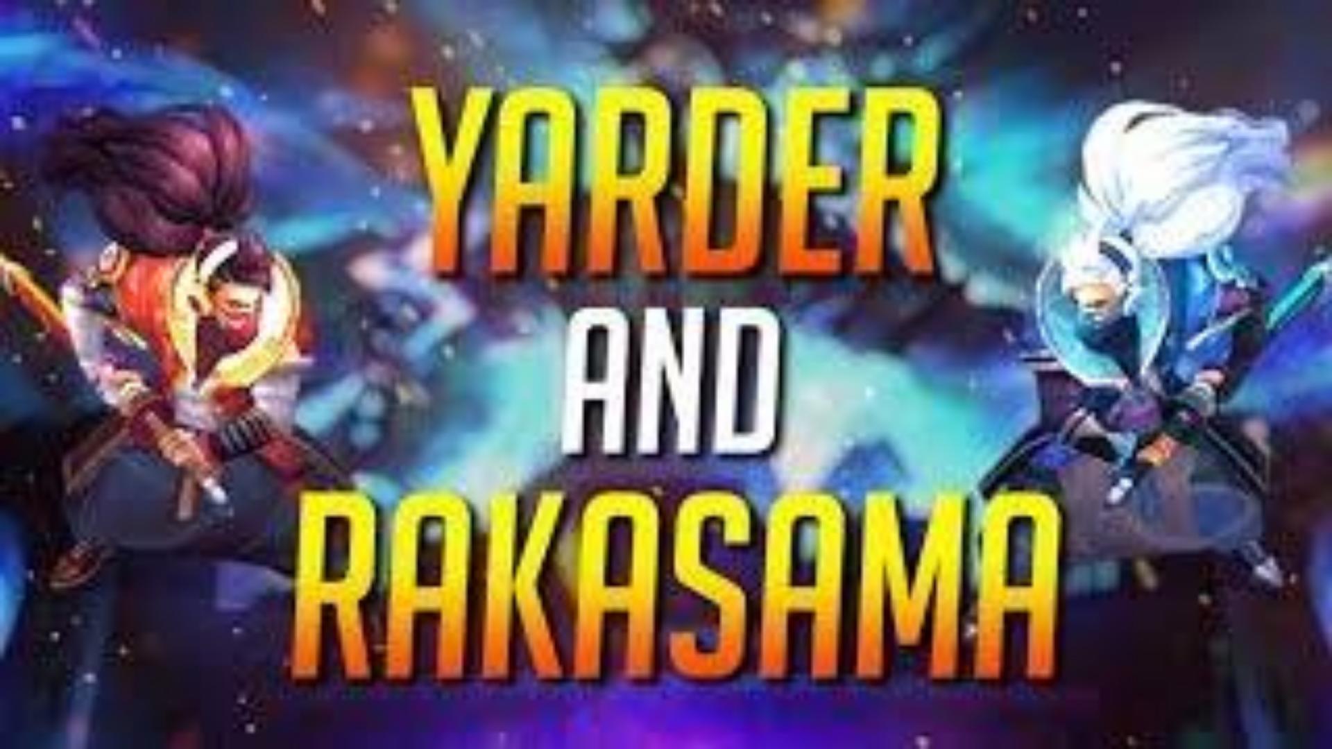 越南服亚索高玩Yarder & RaKaSaMa美服越南服精彩操作
