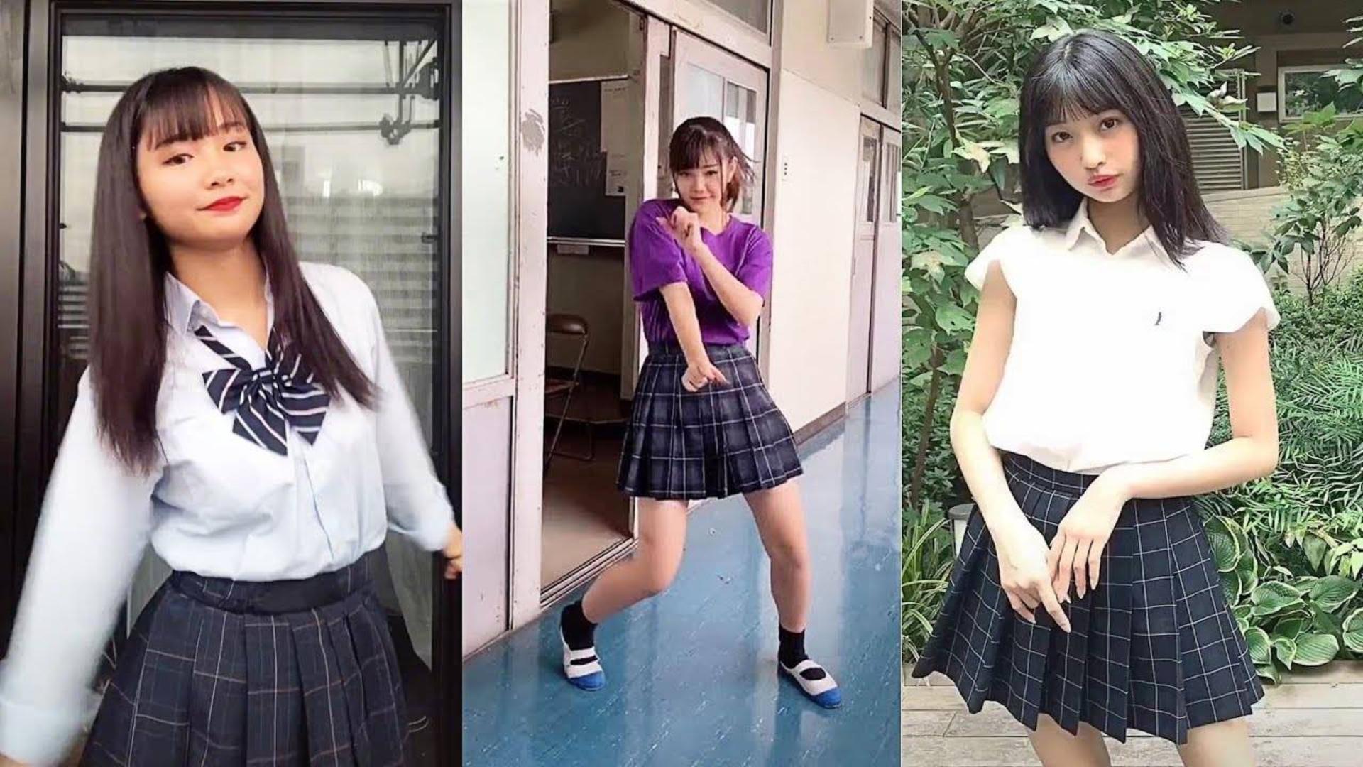 【Tik Tok 精选】日本的高中生活系列Part11