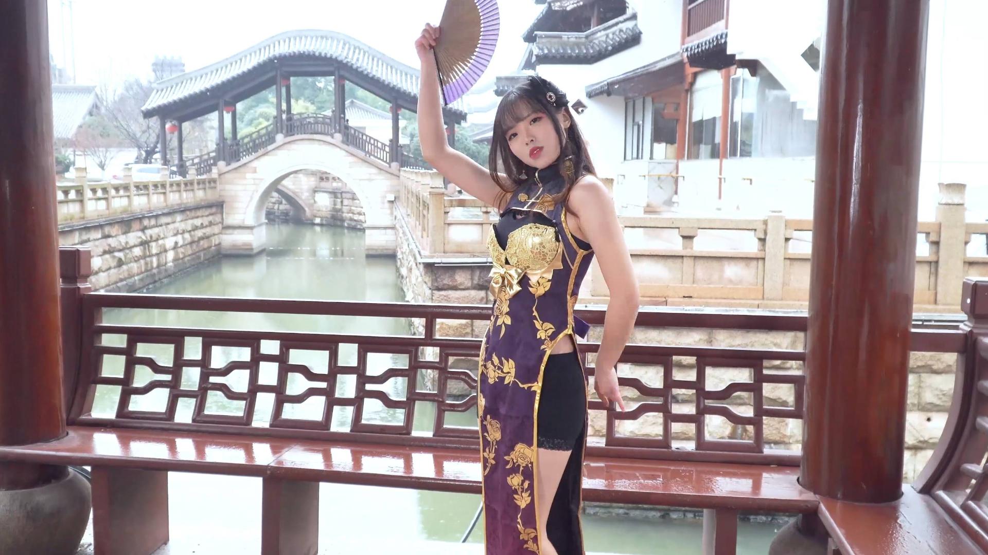 【慕】金莲旗袍寄明月_(作品补全计划2)