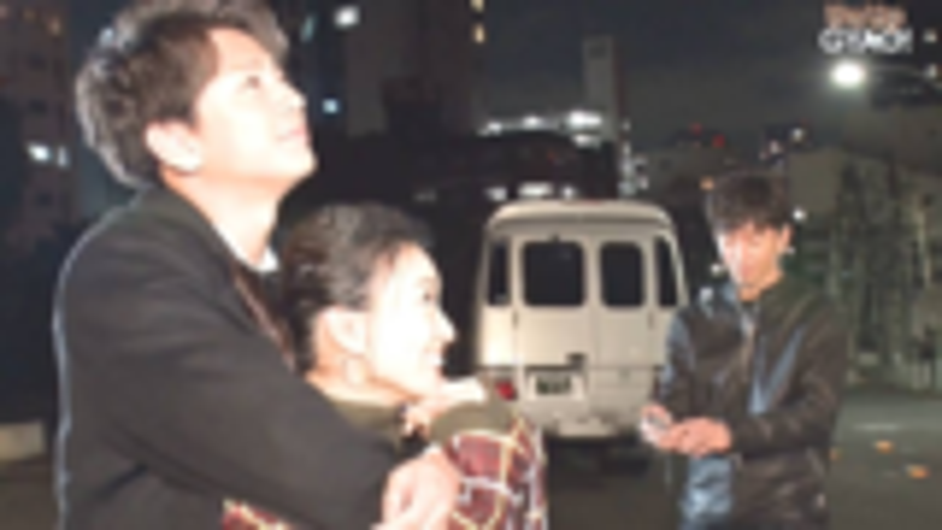 "【UuUp字幕组】191215  大岛优子和三浦翔平的""心动""电视剧场景"