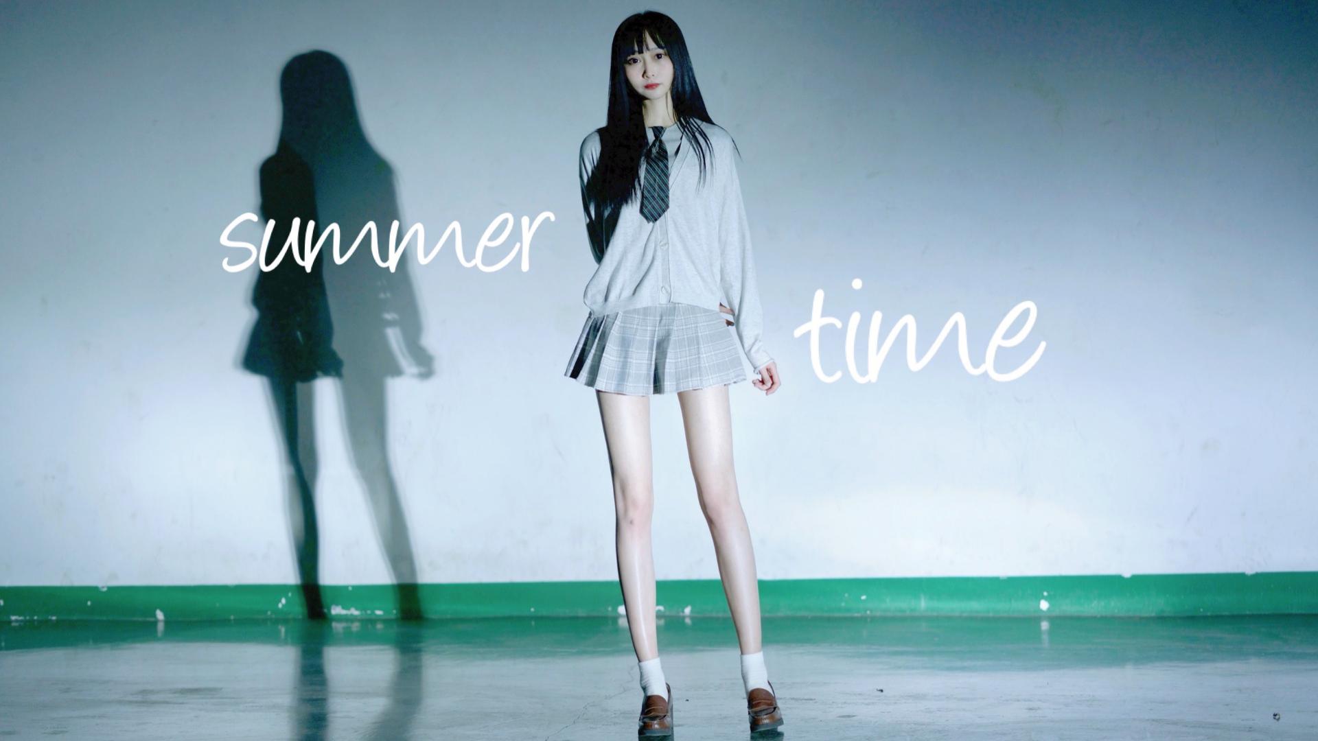 【Ymei】Summertime 停车场那个女孩.❅。°❆·