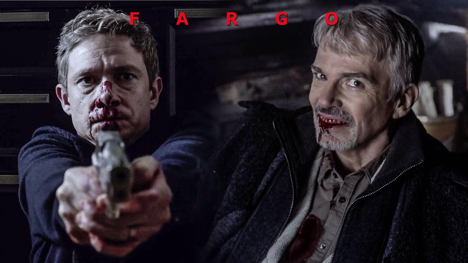 【墨菲】《冰血暴》第8期:狼与狐——猎食者的最后厮杀(第一季 完)