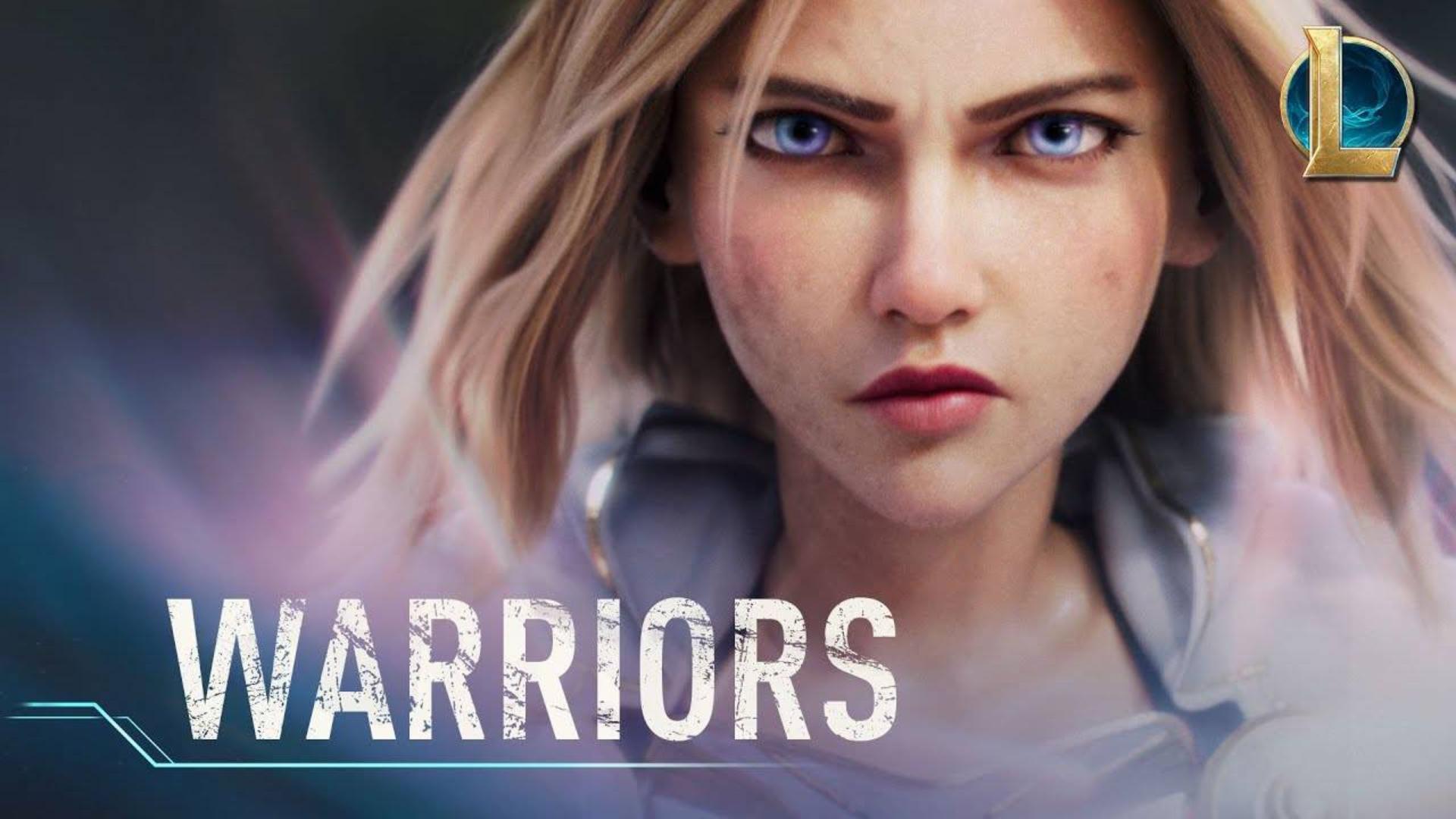 英雄联盟S10赛季CG预告 - Warriors