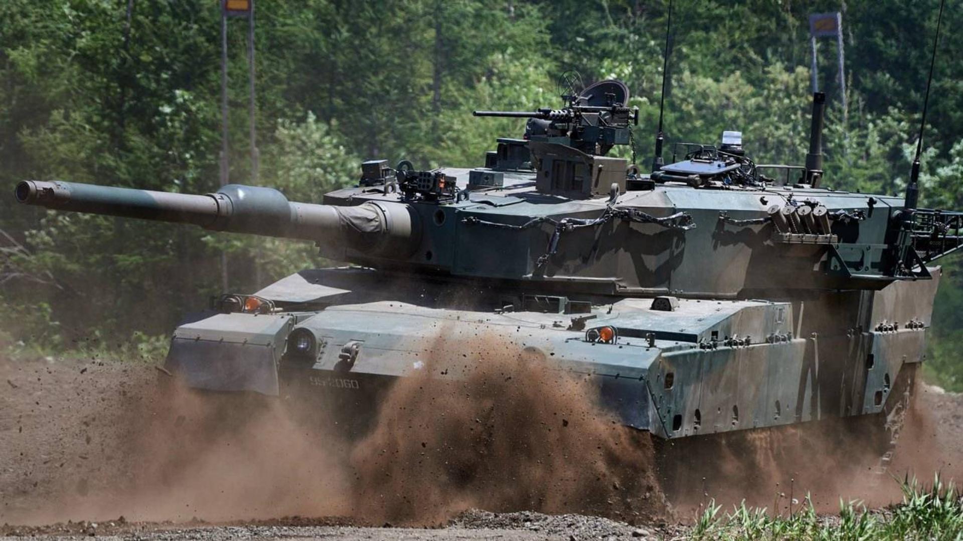 【讲堂523期】曾经爱来姨妈的日本90式坦克,没想到火控系统这么先进