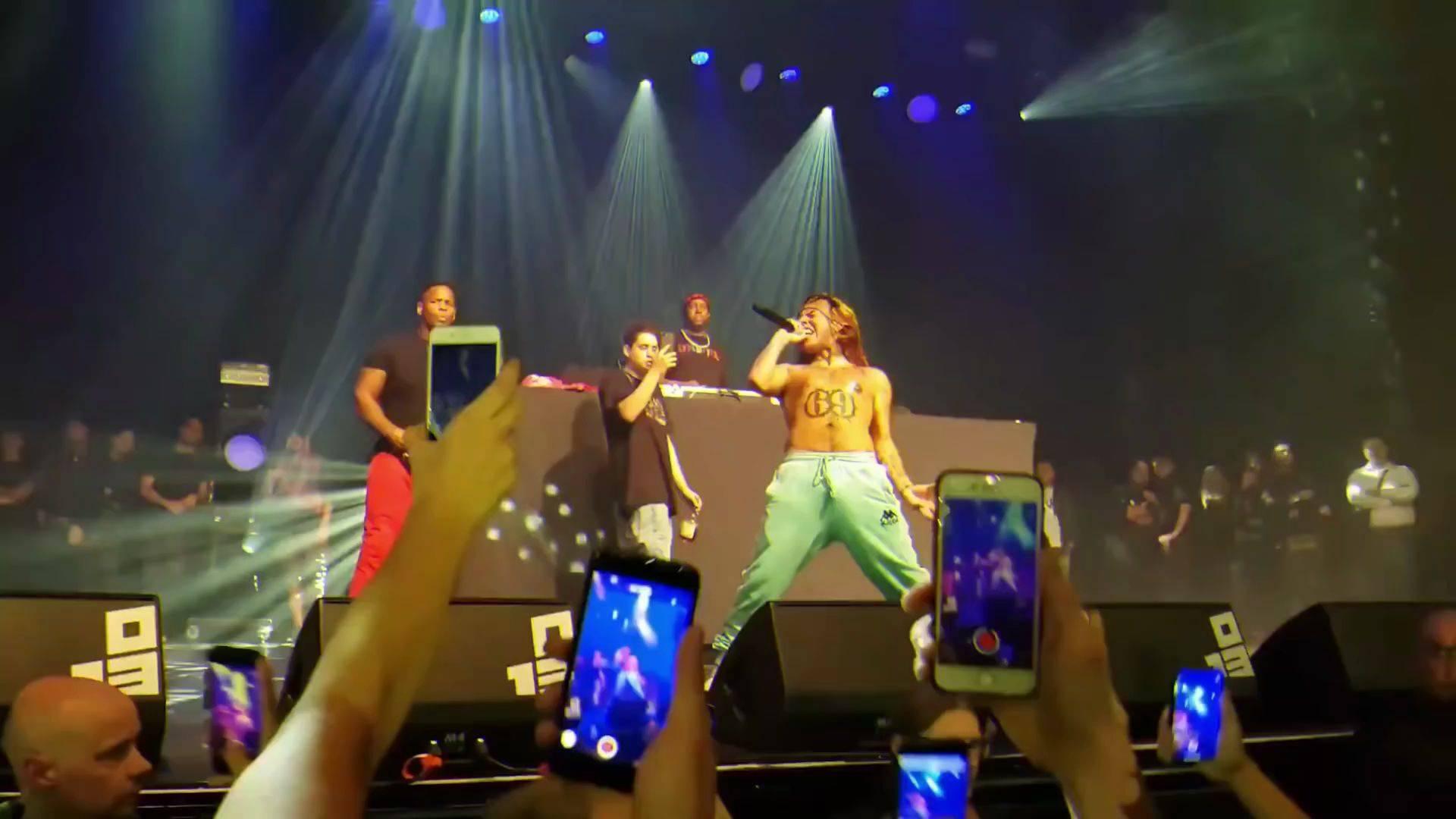 6IX9INE & Tyga- BOOM ft XXXTENTACION, Lil Pump