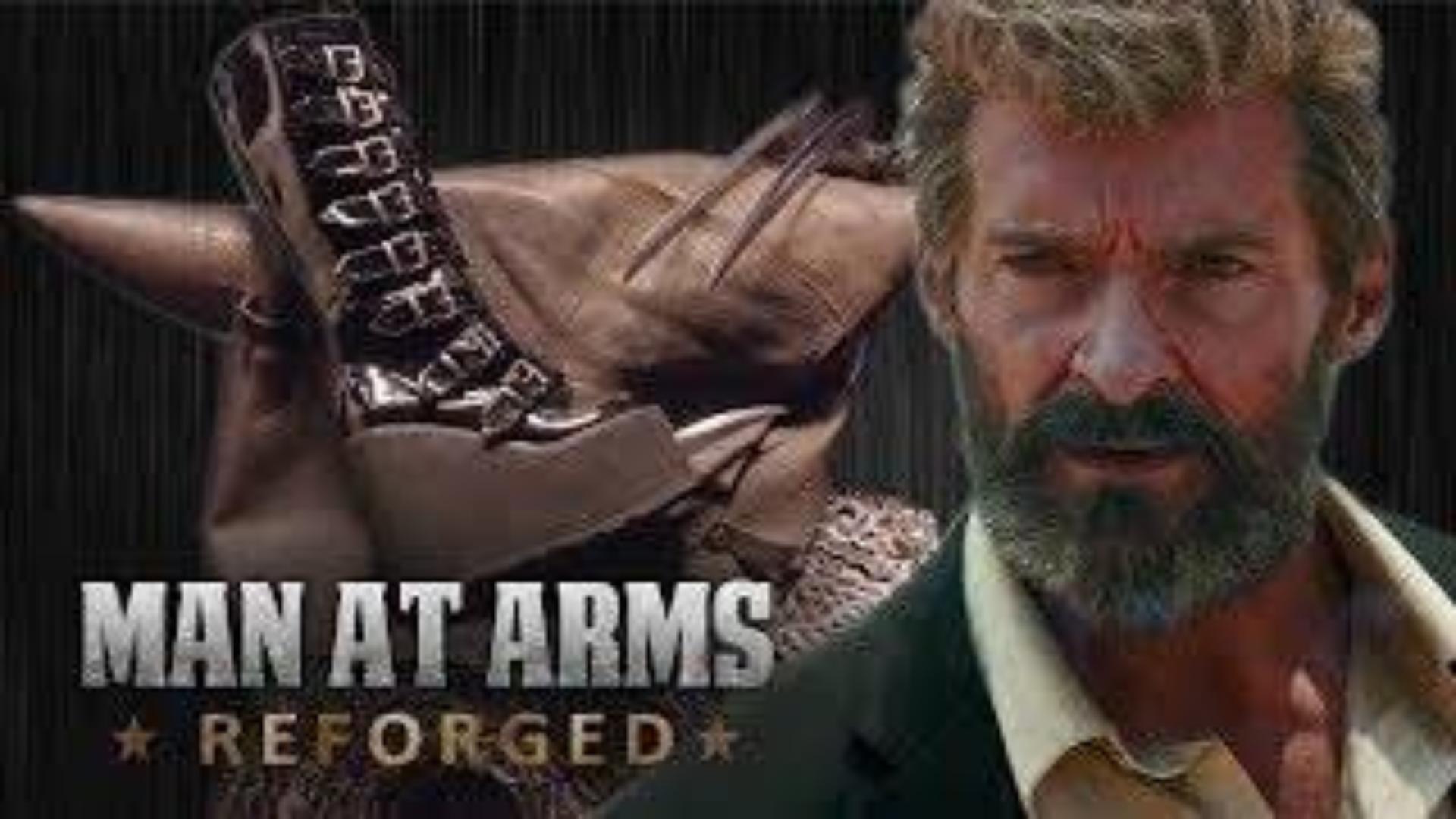 武器人间:重铸—X-23的狼爪(X战警系列)MAN AT ARMS: REFORGED【中文字幕】