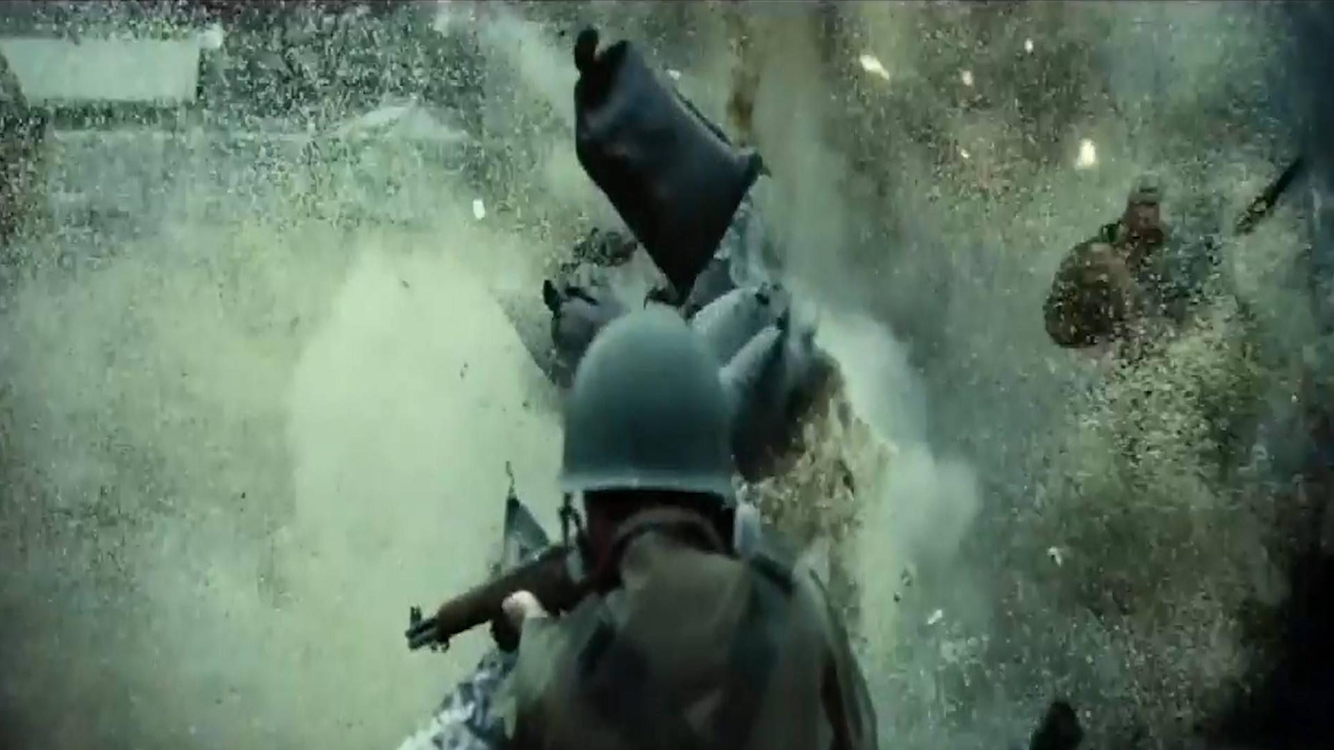 【影视剪辑】惨烈战争,真实强悍,残酷激烈、场面震撼,不逊于好莱坞!
