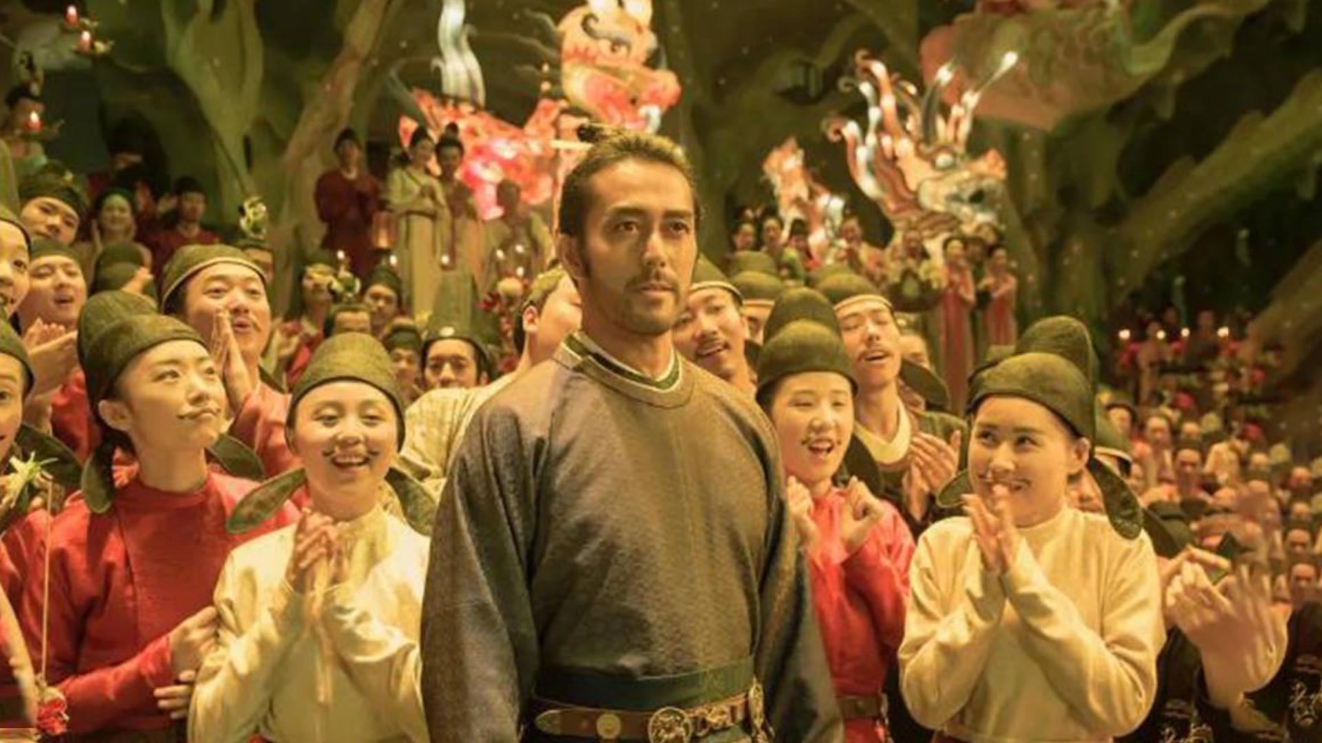 盛唐历史:他穿越唐朝,利用现代知识变为唐朝技术,引领世界潮流