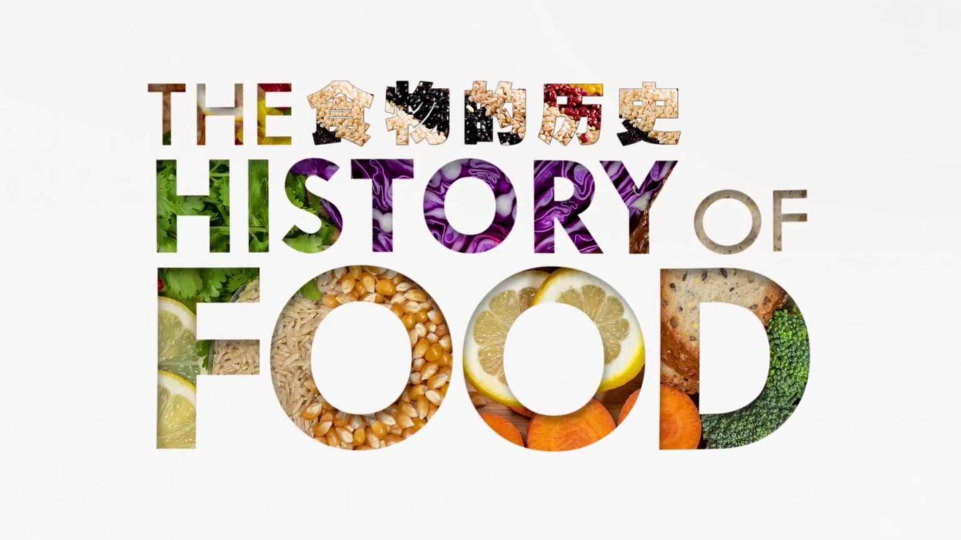 【纪录片】食物的历史 4【双语特效字幕】【纪录片之家字幕组】