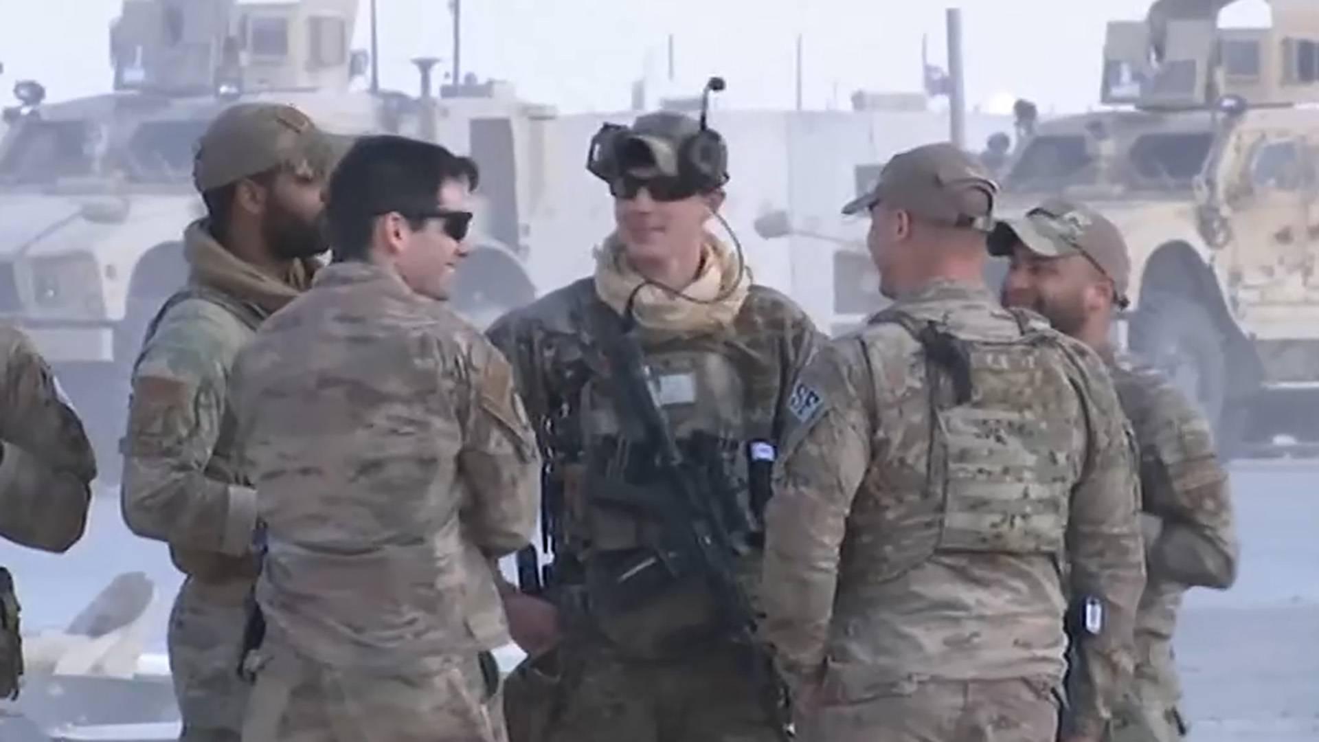 流氓行径!美国拒绝撤军,威胁冻结伊拉克央行账户