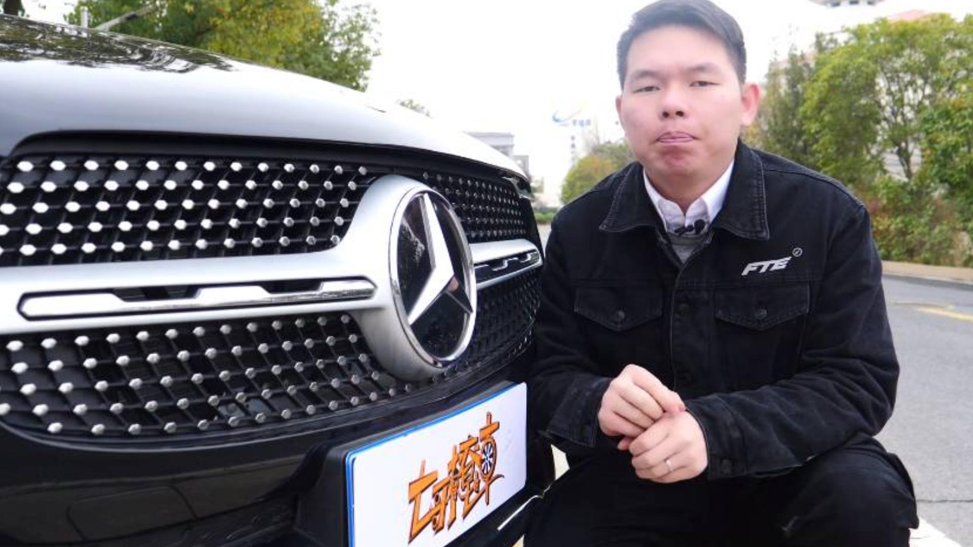 【七哥撩车】SUV里最贵的奔驰GLC,为什么卖的比宝马X3还要好?