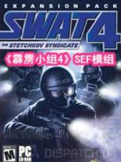 战术射击游戏《霹雳小组4》SEF模组 视频合辑(完结)