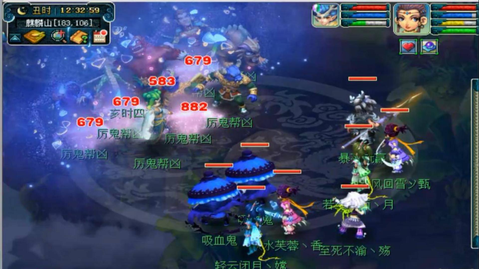 梦幻西游:看完这组平民五开的抓鬼效率,老王感动得要给号主送礼