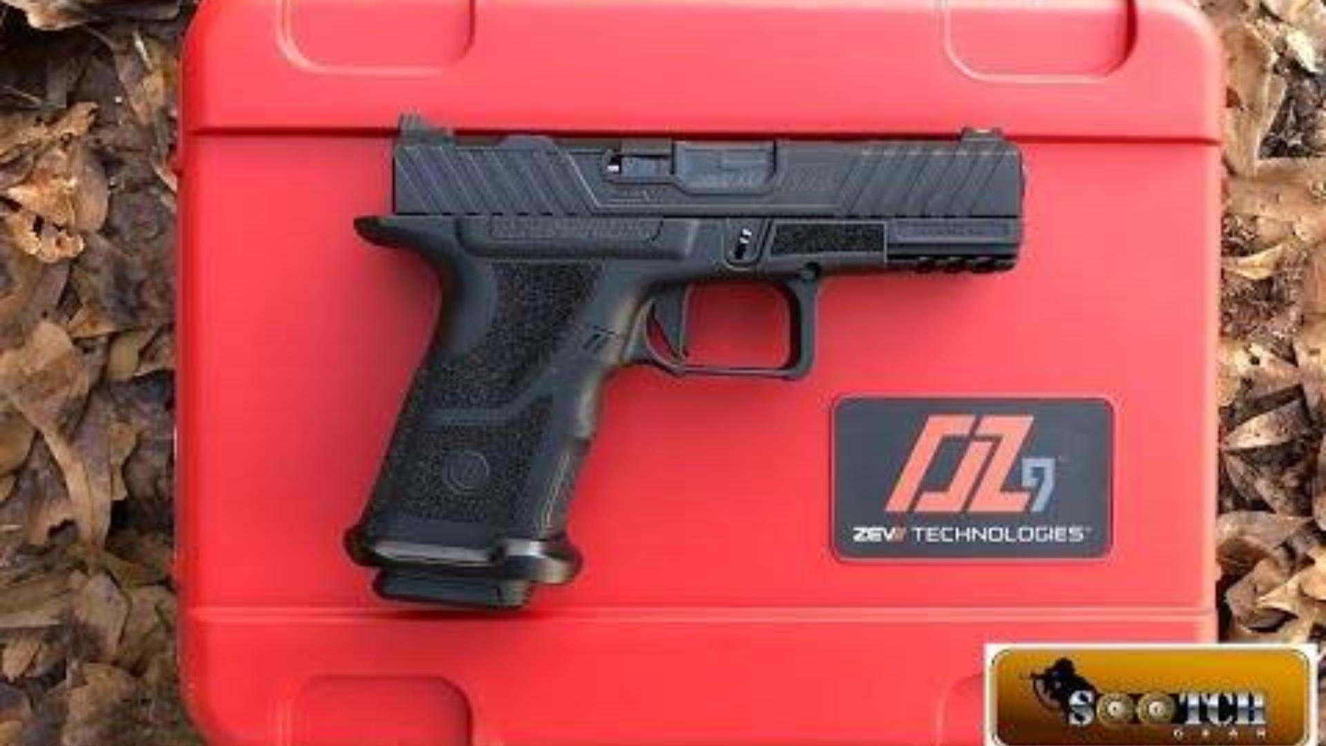 [sootch00]Zev 0Z9紧凑式手枪