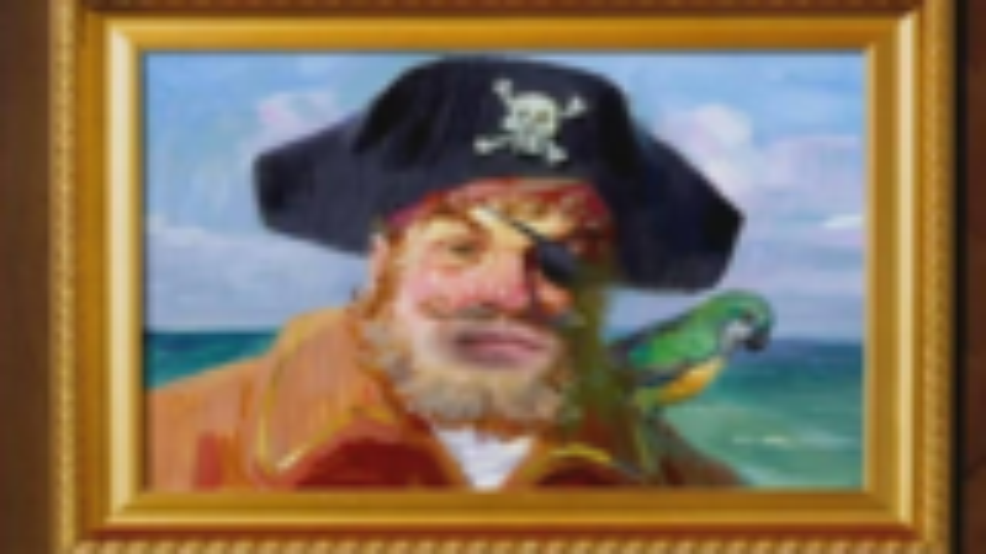 为什么海盗要遮住一只眼睛?