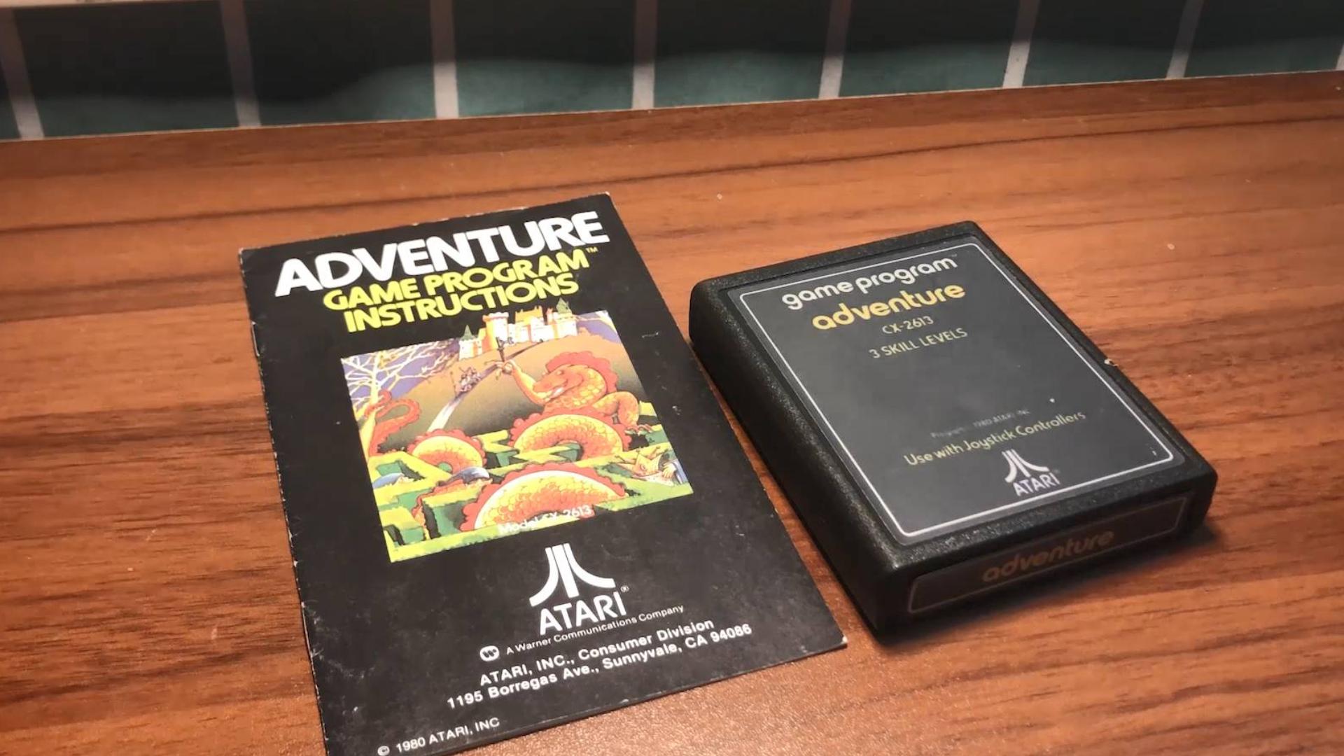 【伊祁】1983年的游戏卡带 怪胎