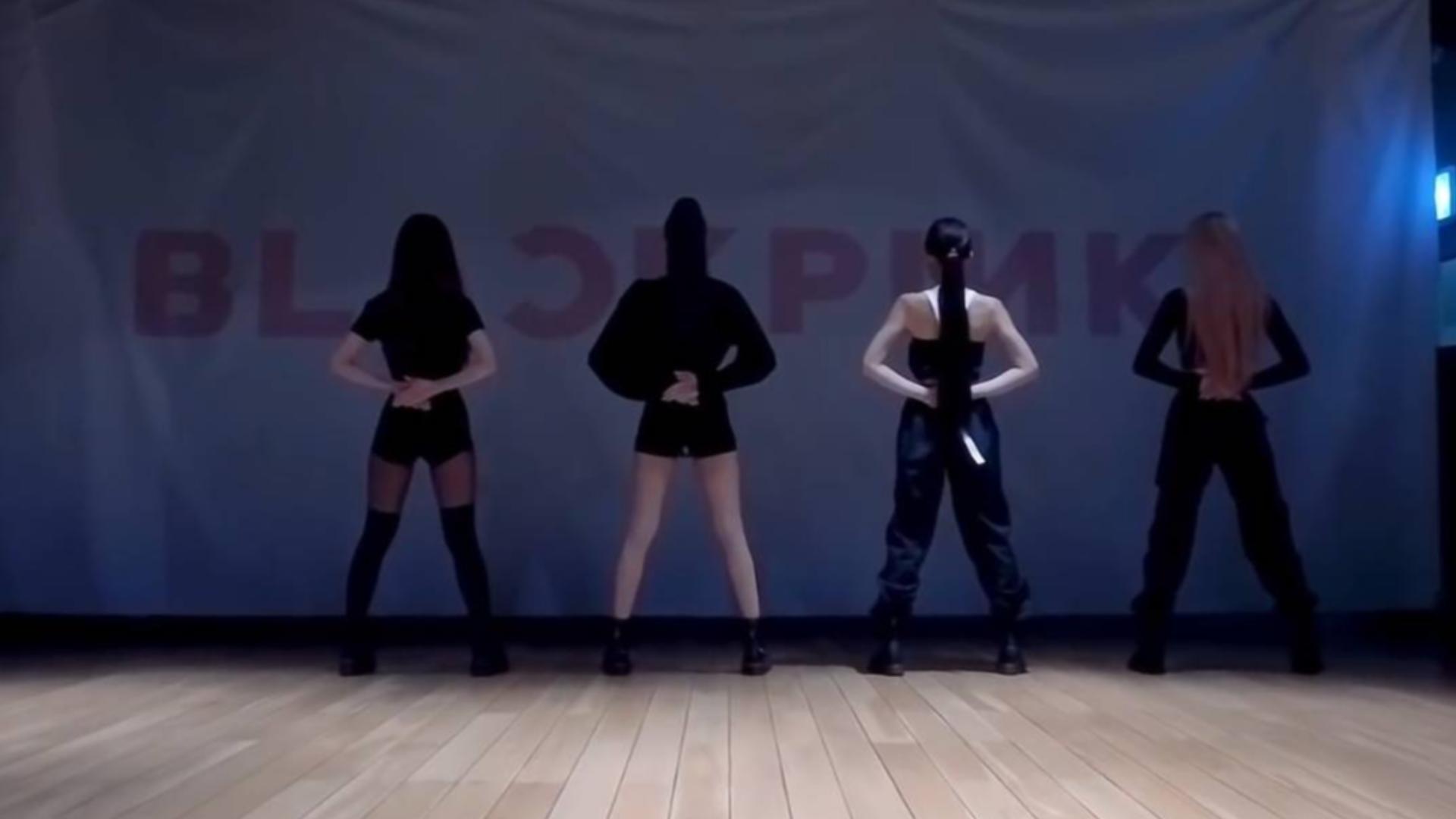 BLACKPINK 练习室舞蹈合集-你最喜欢哪一个?