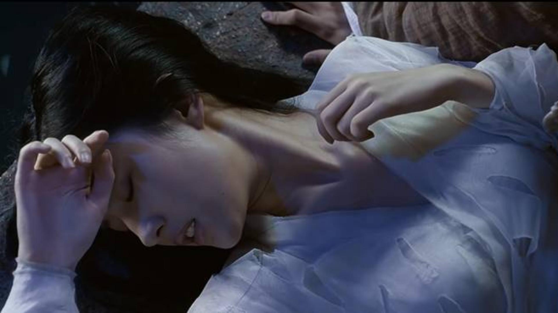 刘亦菲这一段戏,我看了不下10遍,女神原来也有这样的一面