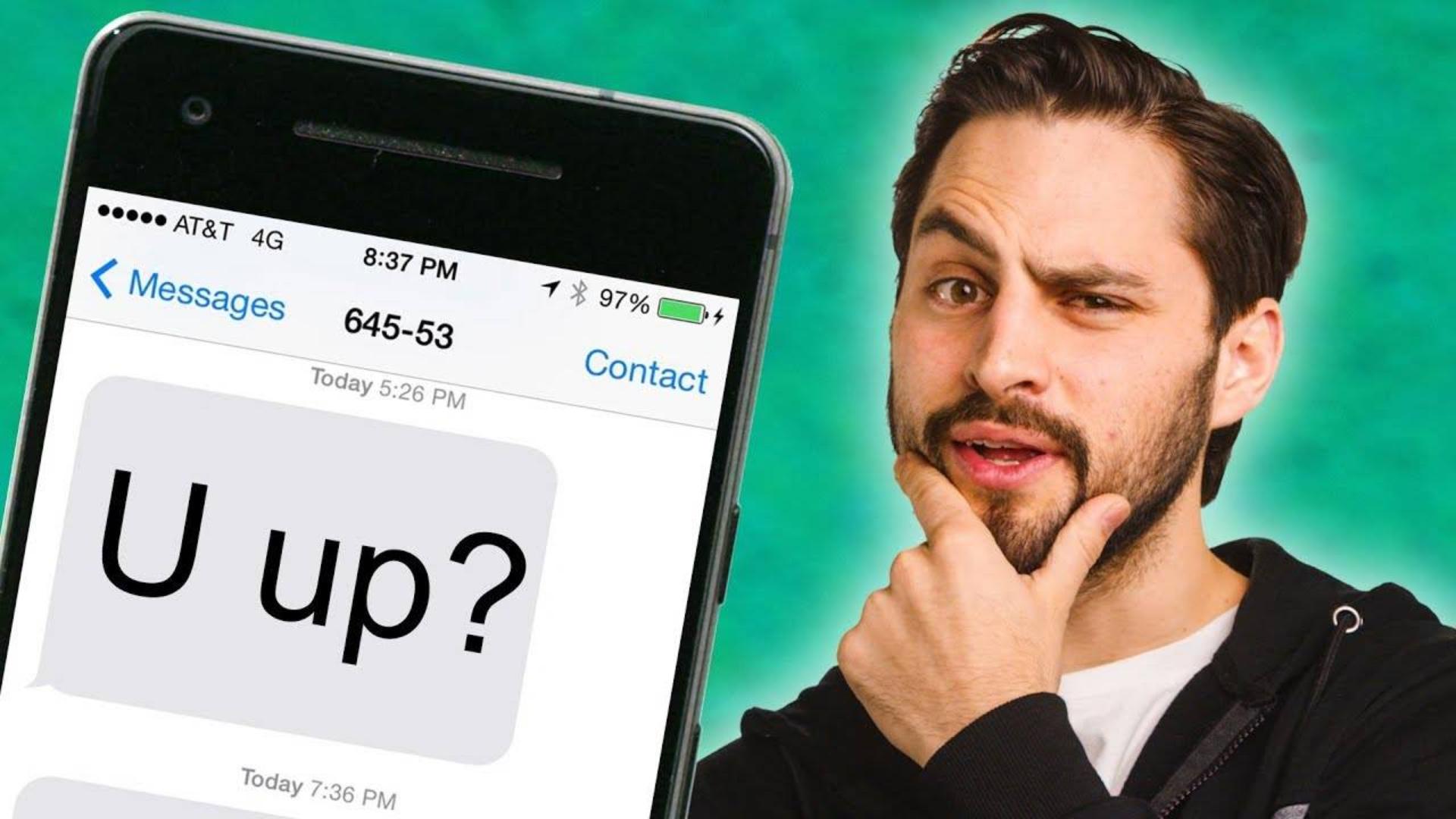 【官方双语】为什么短信仍旧流行 #电子速谈