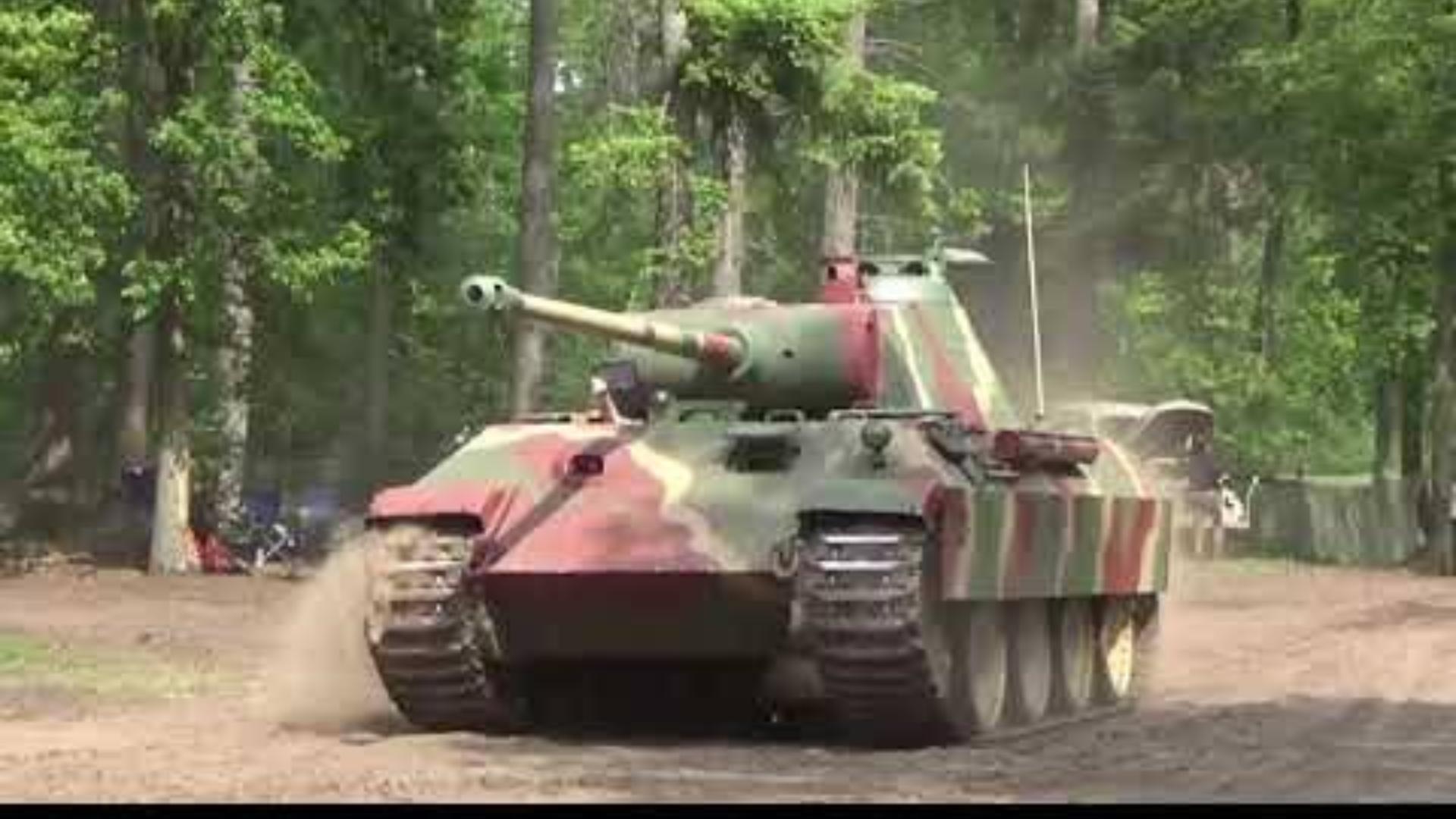 Militracks 2019 - Overloon War Museum(荷兰二战战争博物馆)