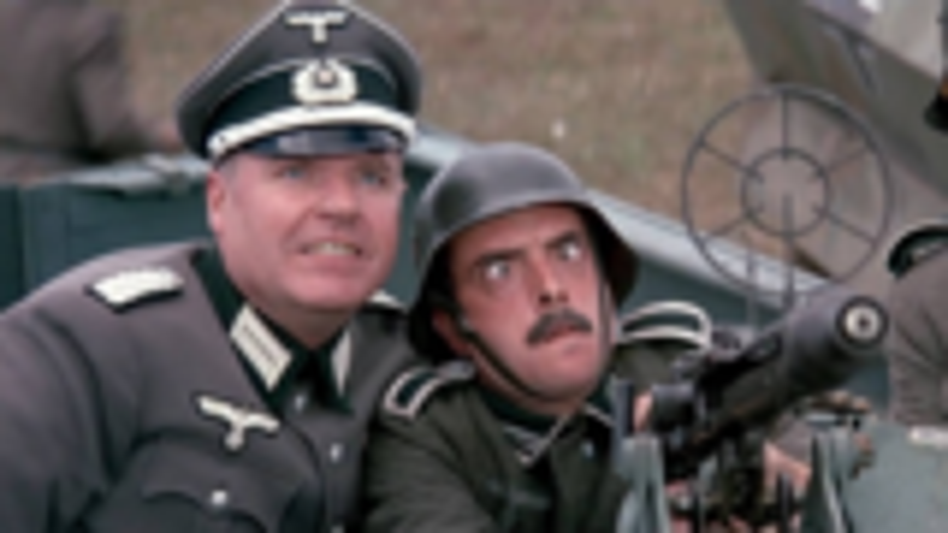 【阿斗】这部1966年的法国喜剧片,是我们中国整整3代人的回忆《虎口脱险》