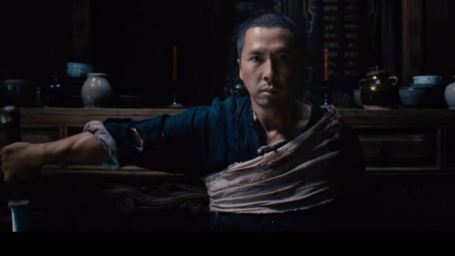 电影中那些精彩的打斗场面甄子丹篇(三)